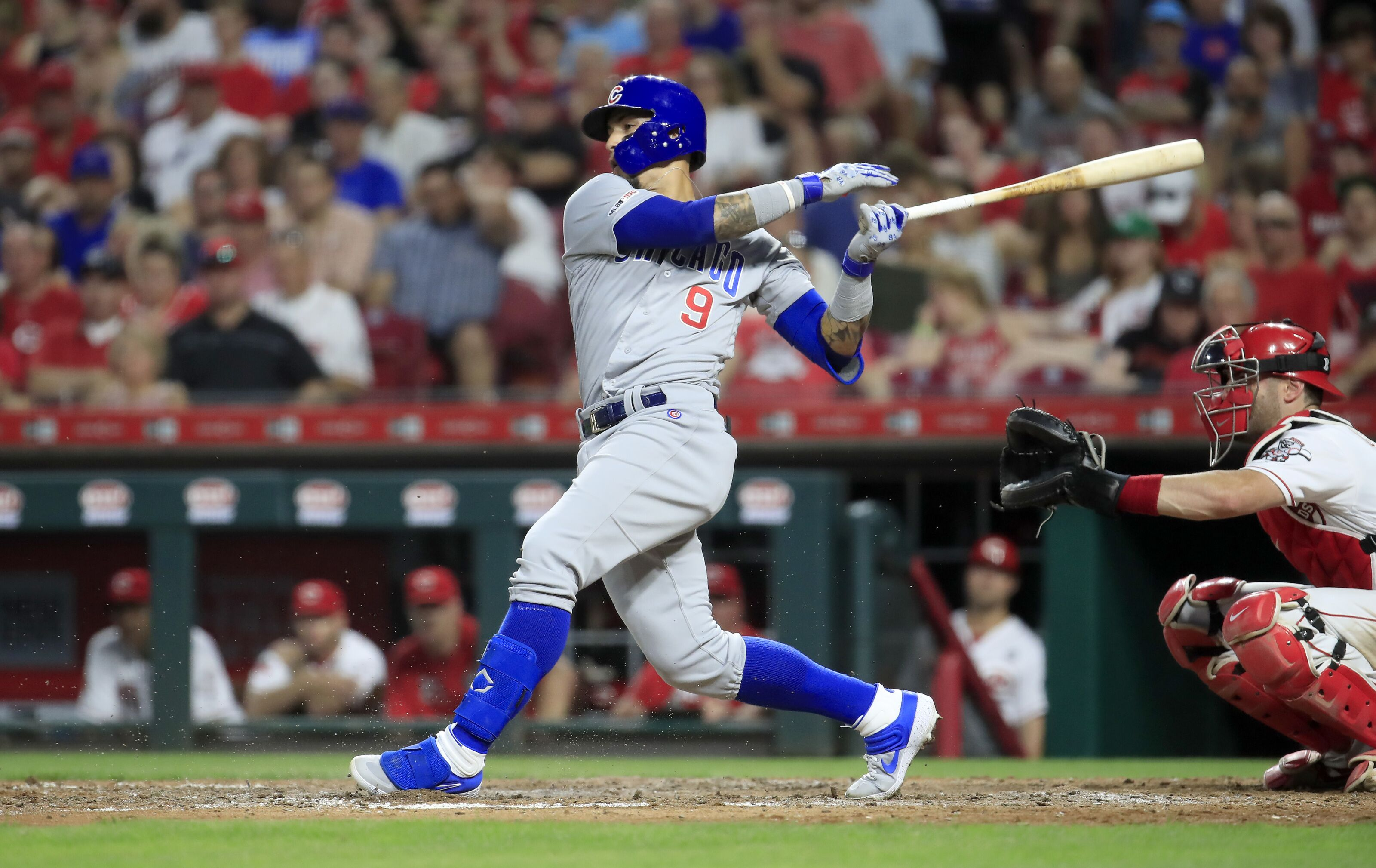"Chicago Cubs: Baez on rumors ""Hopefully I stay here"""