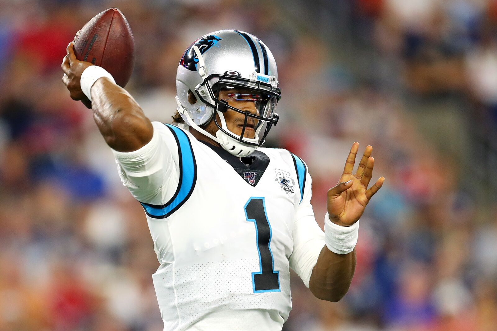 Bears: Cam Newton is surprisingly open to coming to Chicago