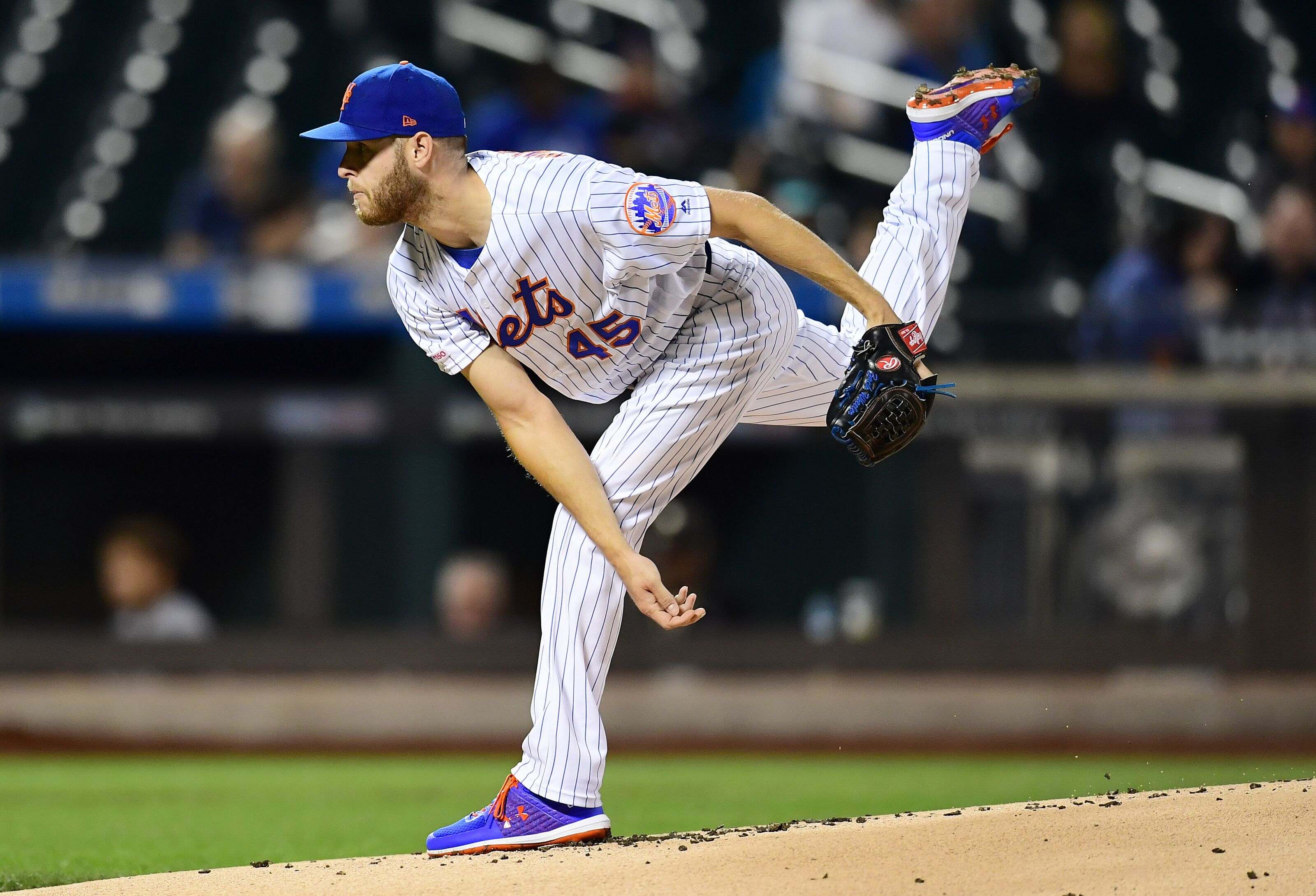 Cubs: Is Zack Wheeler a realistic option in free agency?