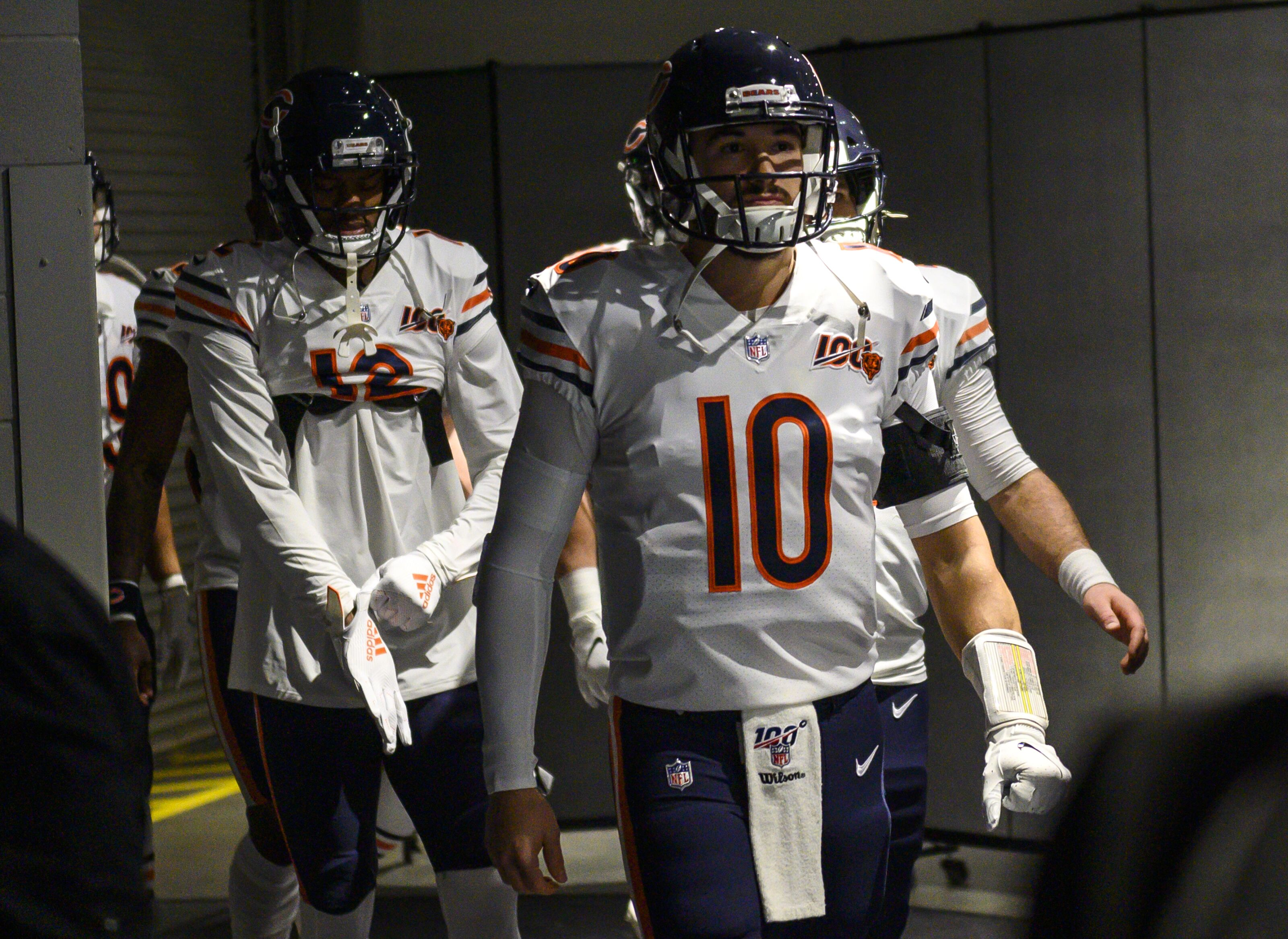 Chicago Bears: Can we blame Mitchell Trubisky's injuries for poor 2019?