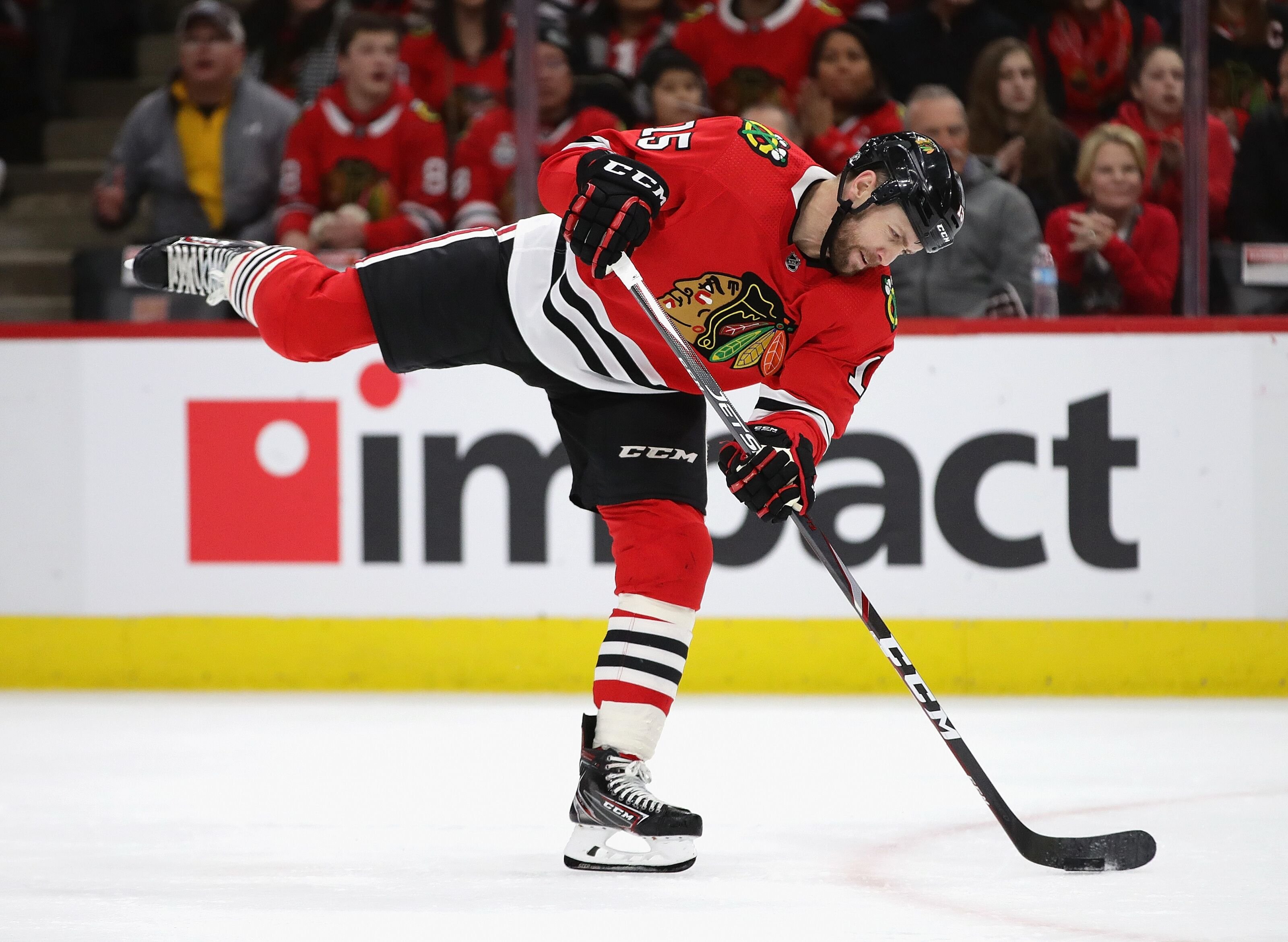 Chicago Blackhawks: Fourth line leads the way this time