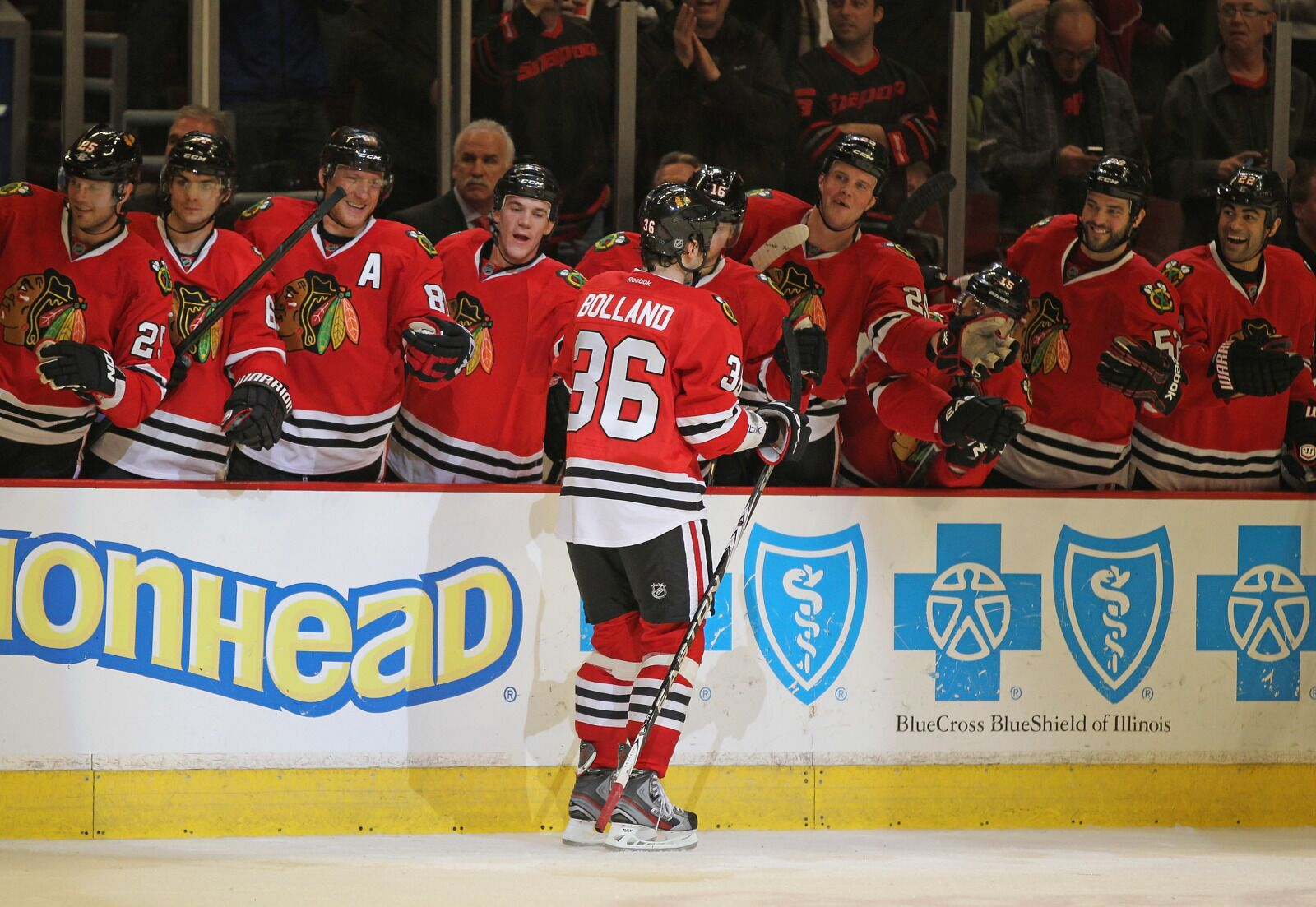 """Chicago Blackhawks: Dave Bolland will get """"One More Shift"""""""