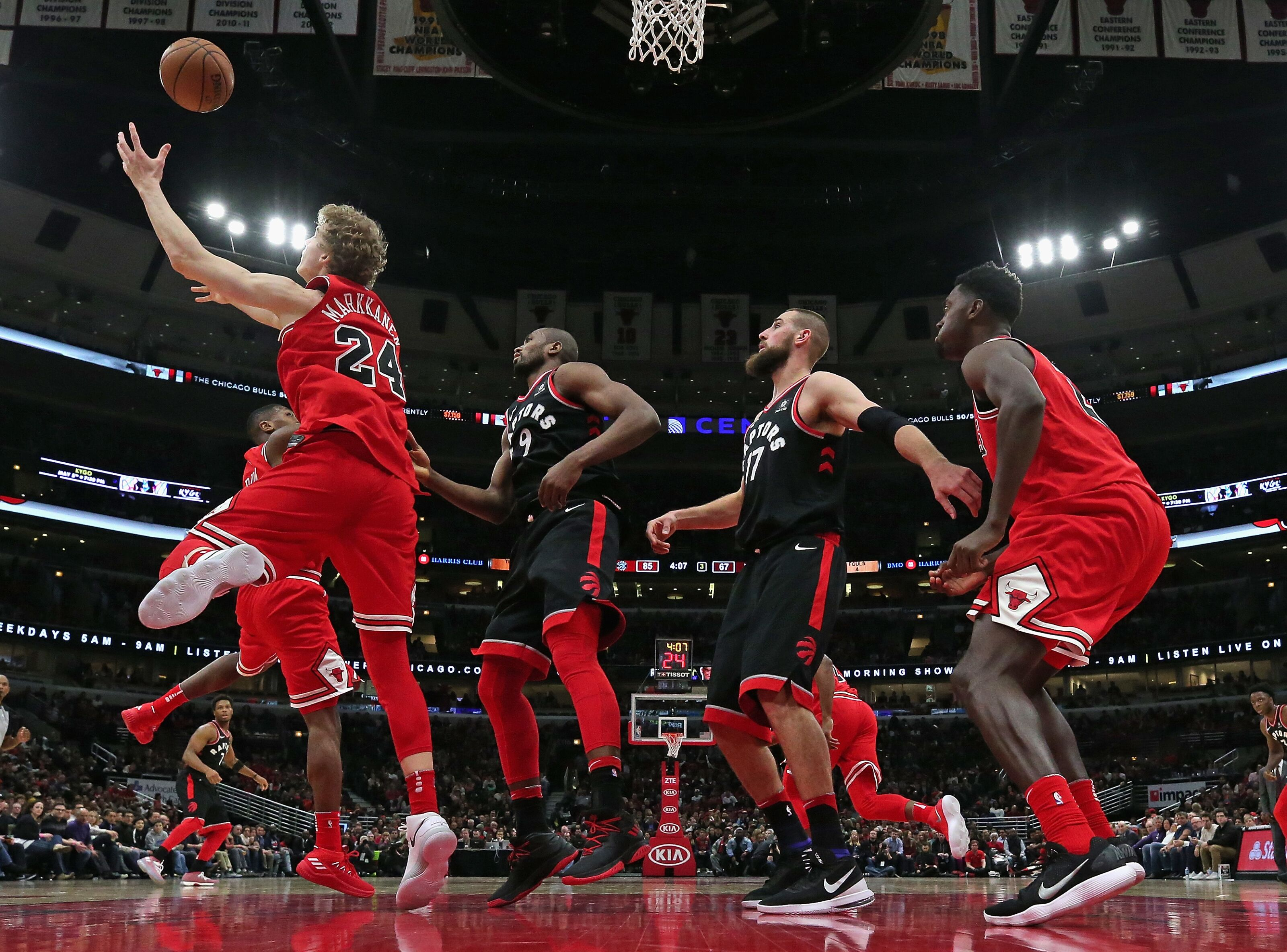 The Chicago Bulls 2019-'20 Schedule Is Here – On Tap ...