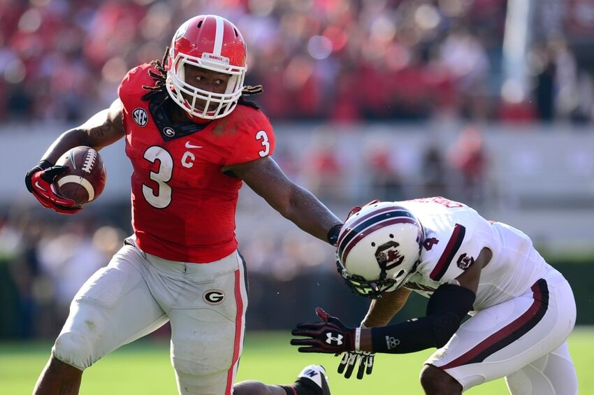Georgia Bulldogs most important game of 2014 could be ...