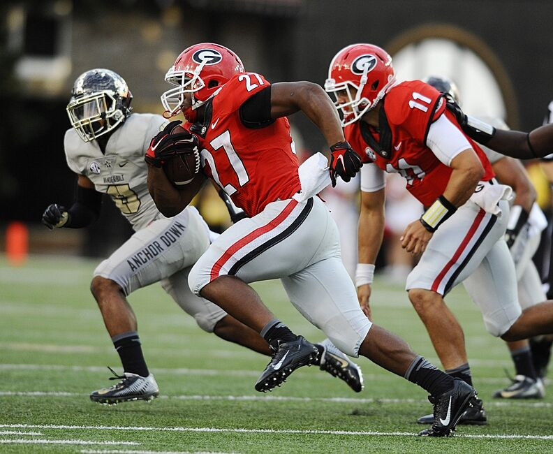 Early 2016 Heisman Trophy Picks Where Does Chubb Fit In