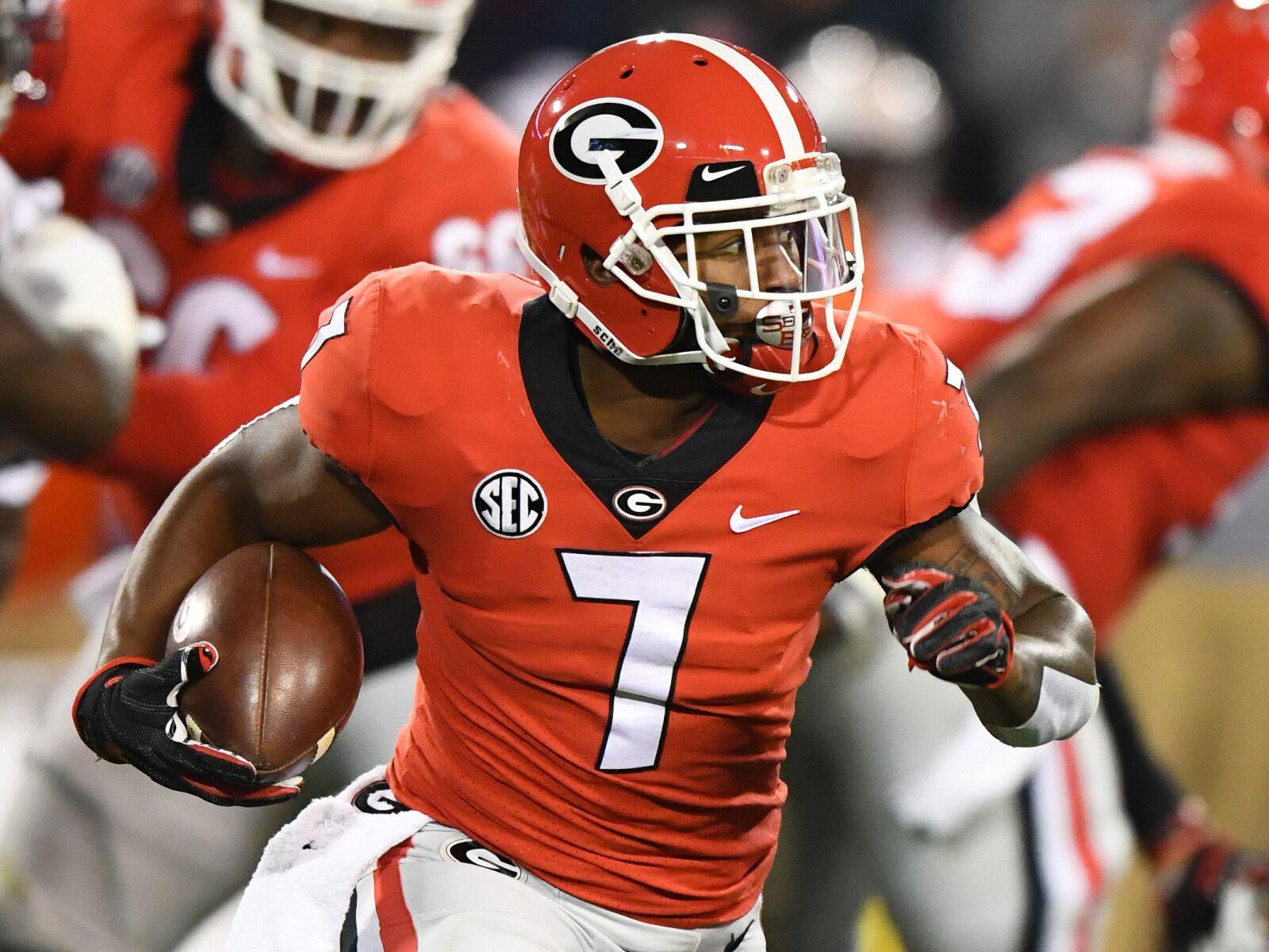 Georgia Bulldogs Football Bleacher Report Latest News Scores
