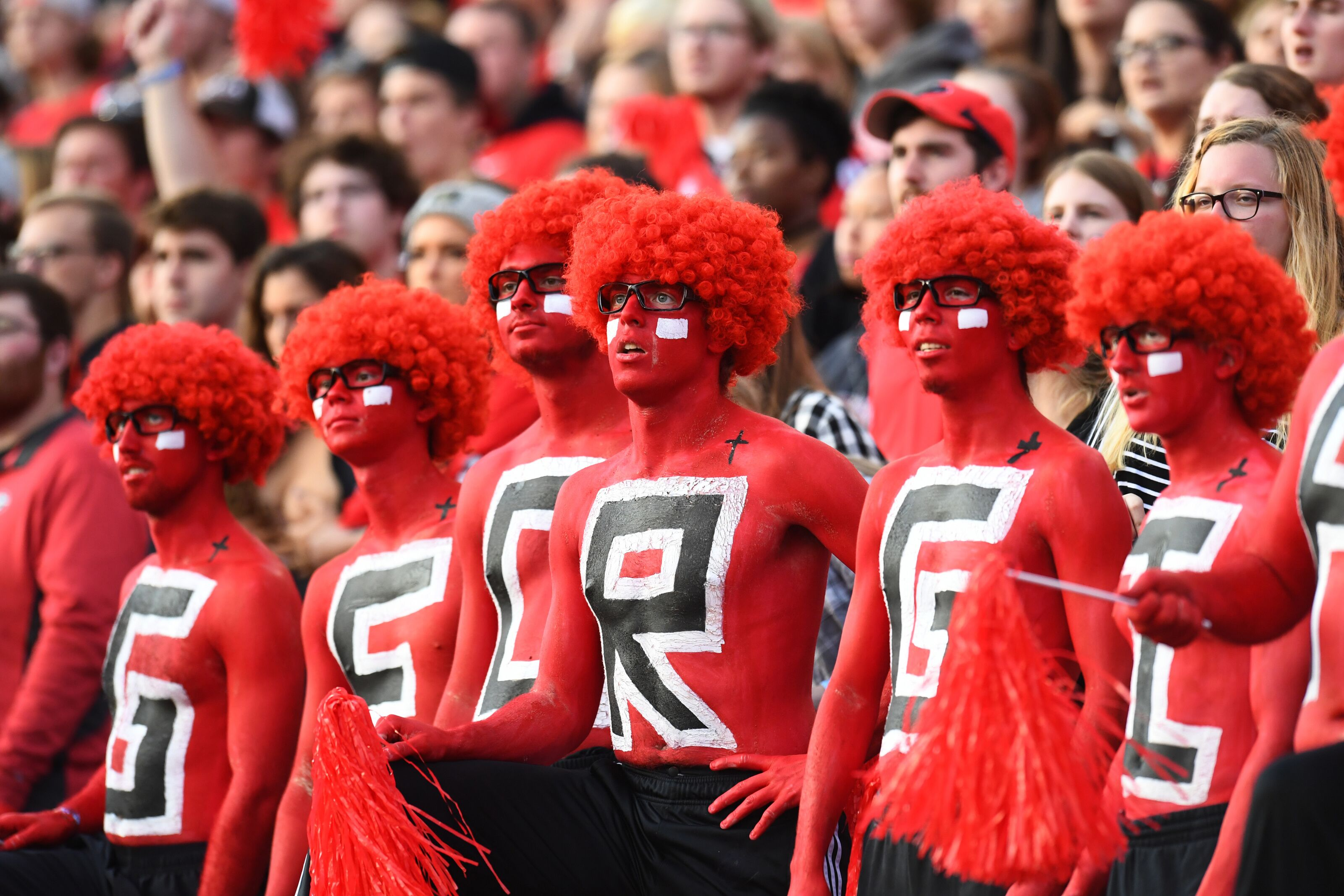 Georgia football fans are ready to party like it's 1980…or are they?