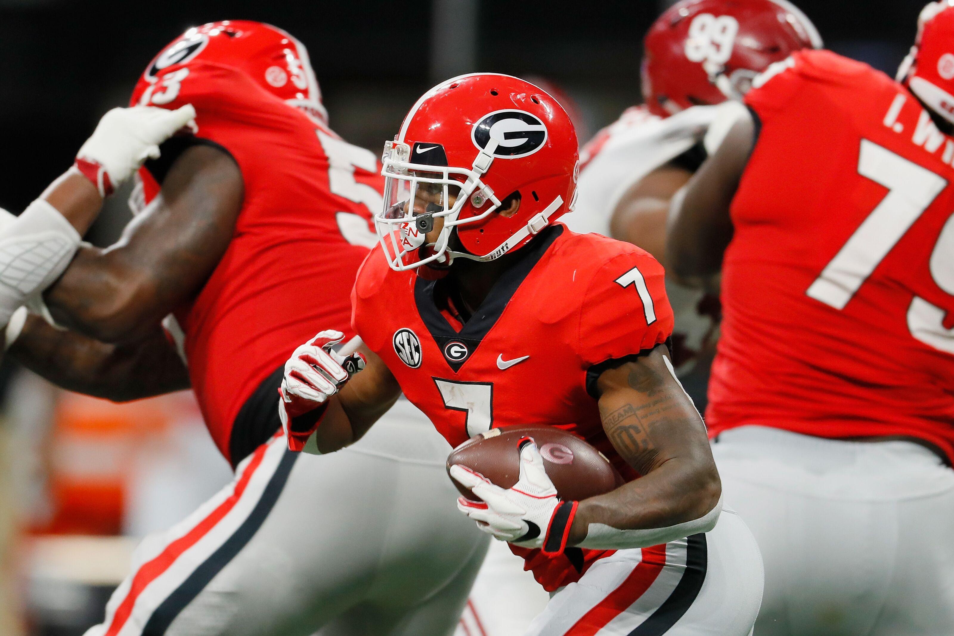 Georgia Football's 2020 early NFL draft grades impress