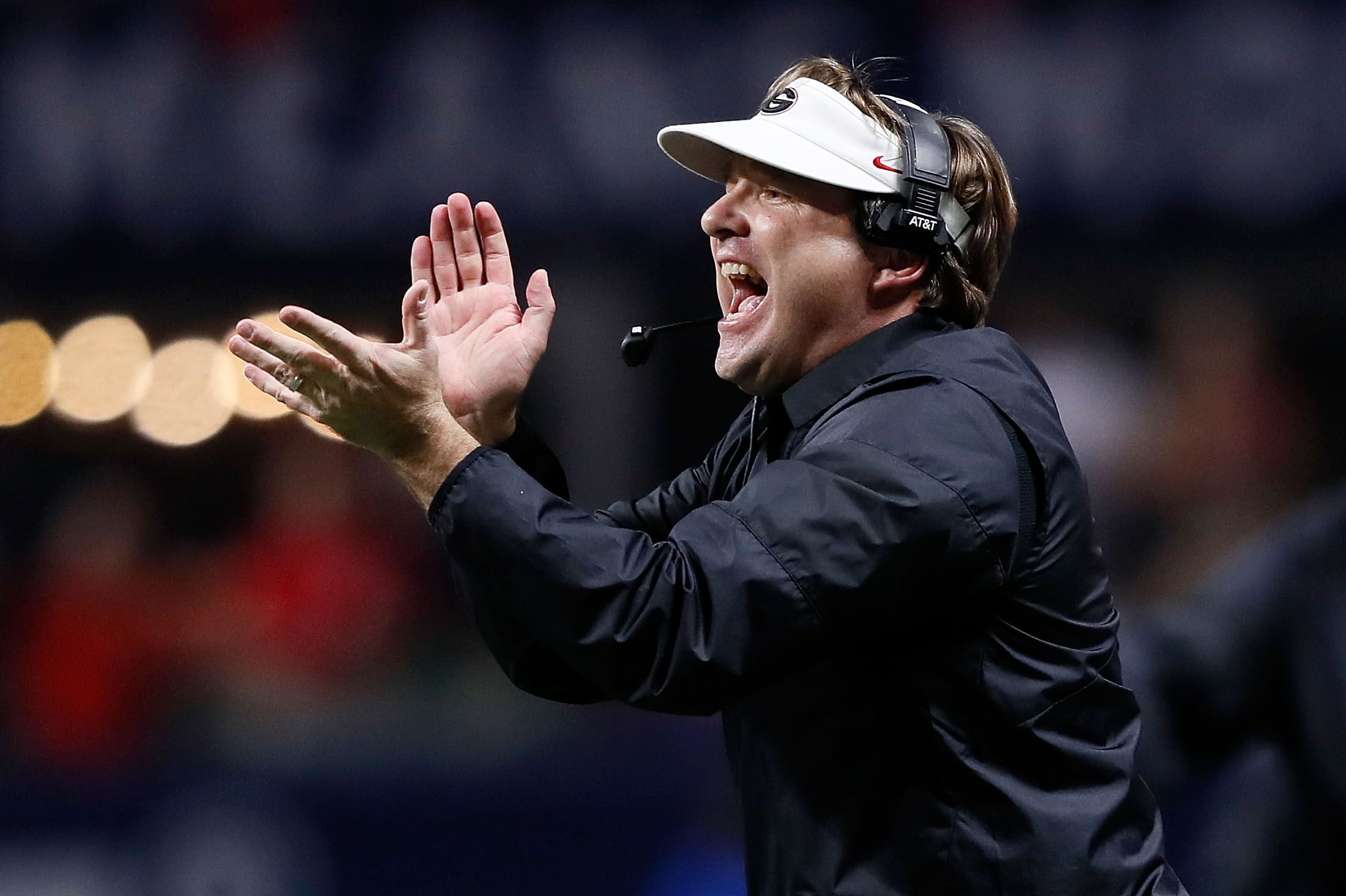 Georgia Bulldogs 2017 Sec Champions >> Georgia Football: How hiring Kirby Smart made UGA a champion