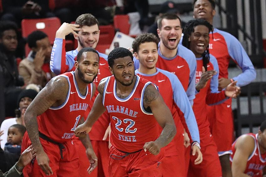 cheap for discount 58b13 ed345 Iowa Basketball: Get To Know Delaware State Hornets