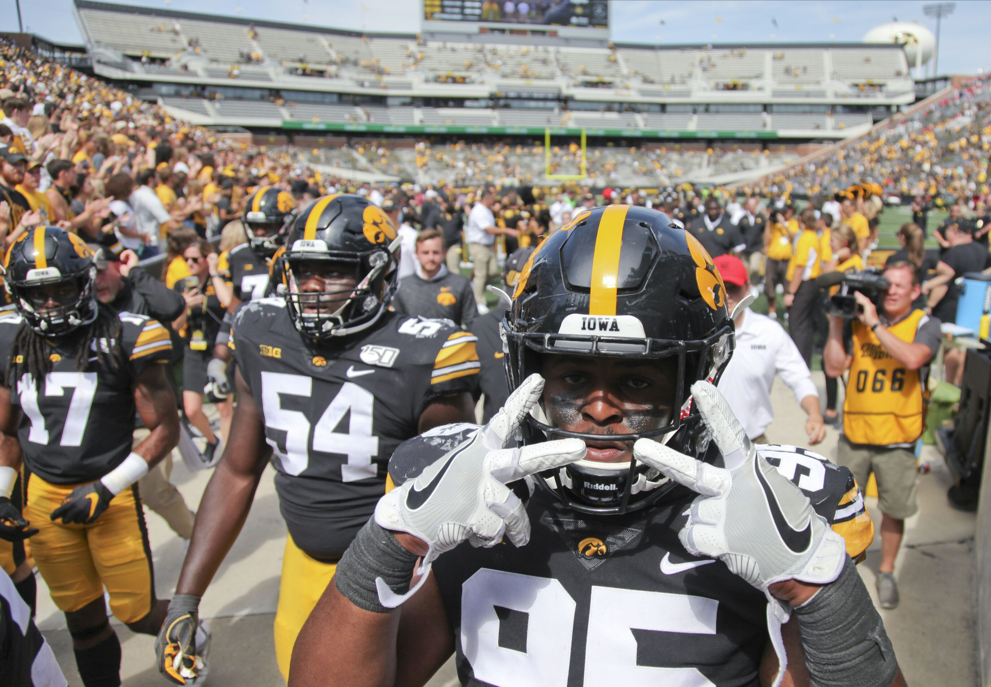 Iowa football: Top three performances against Rutgers