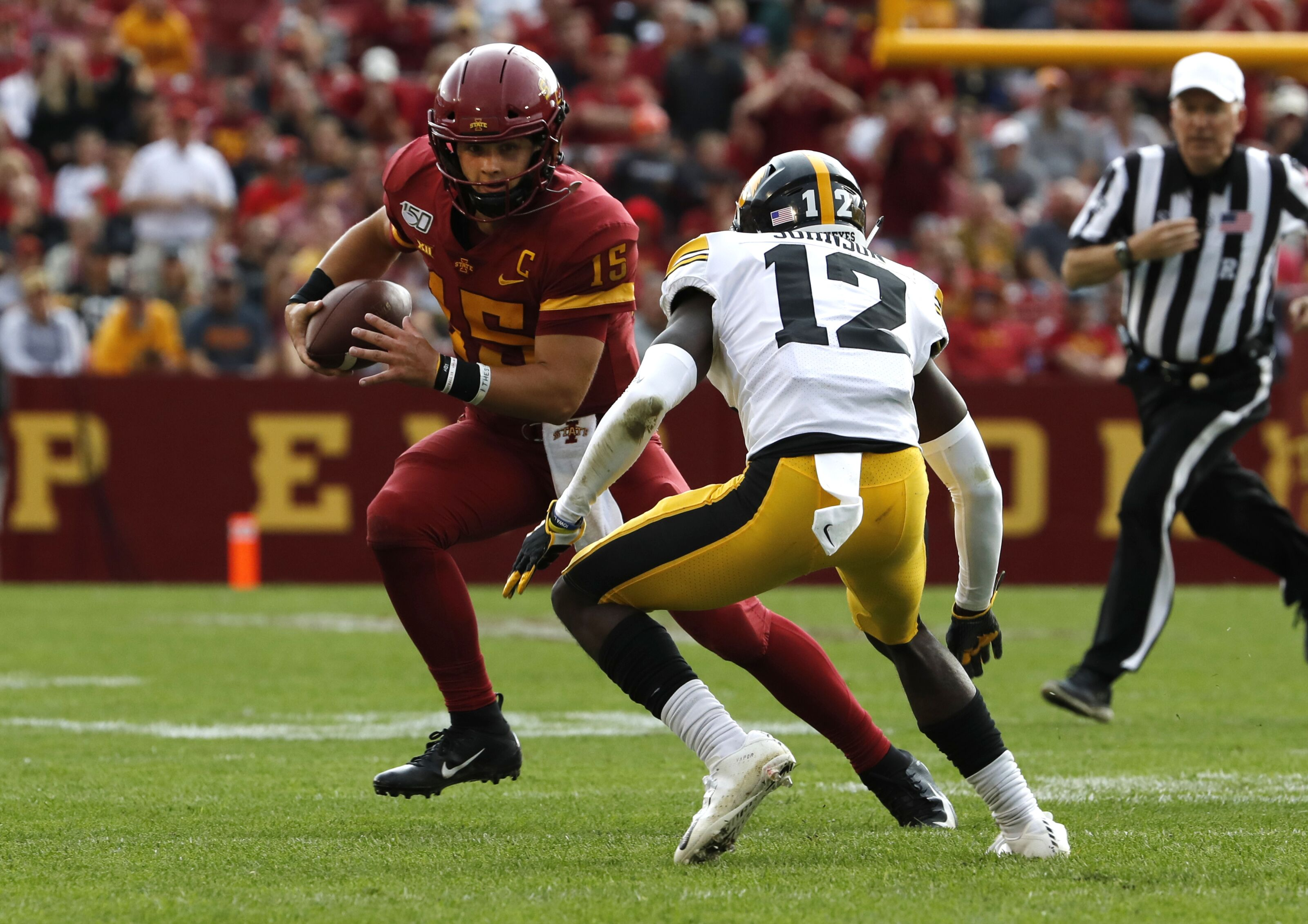 Iowa football: Phil Parker provides clarity on the 4-2-5 defense