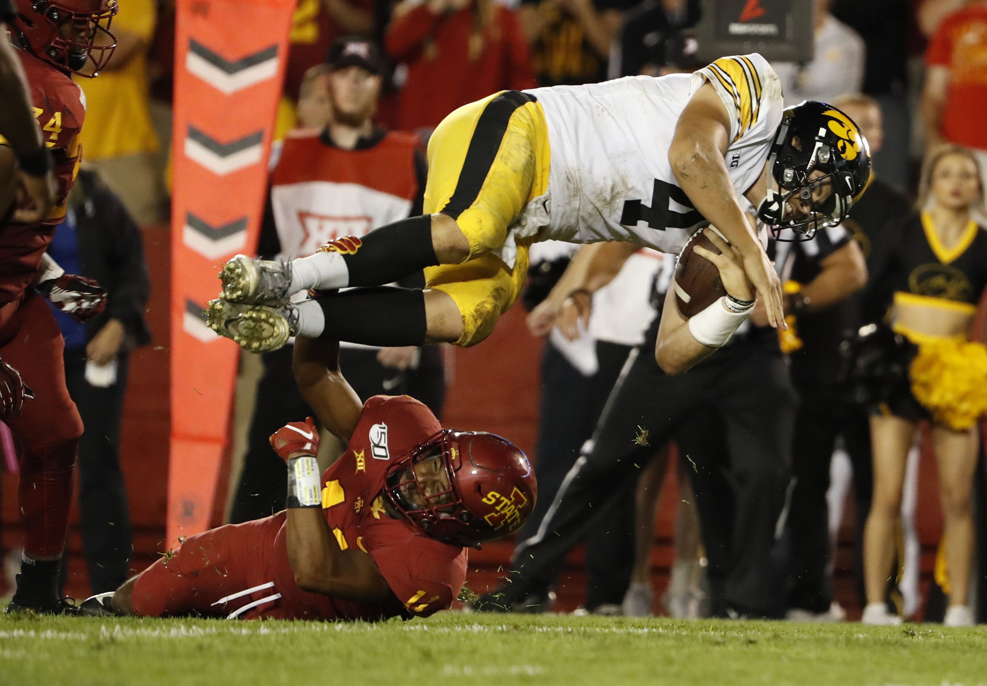 Iowa football: Hawk's bye week couldn't come at a better time