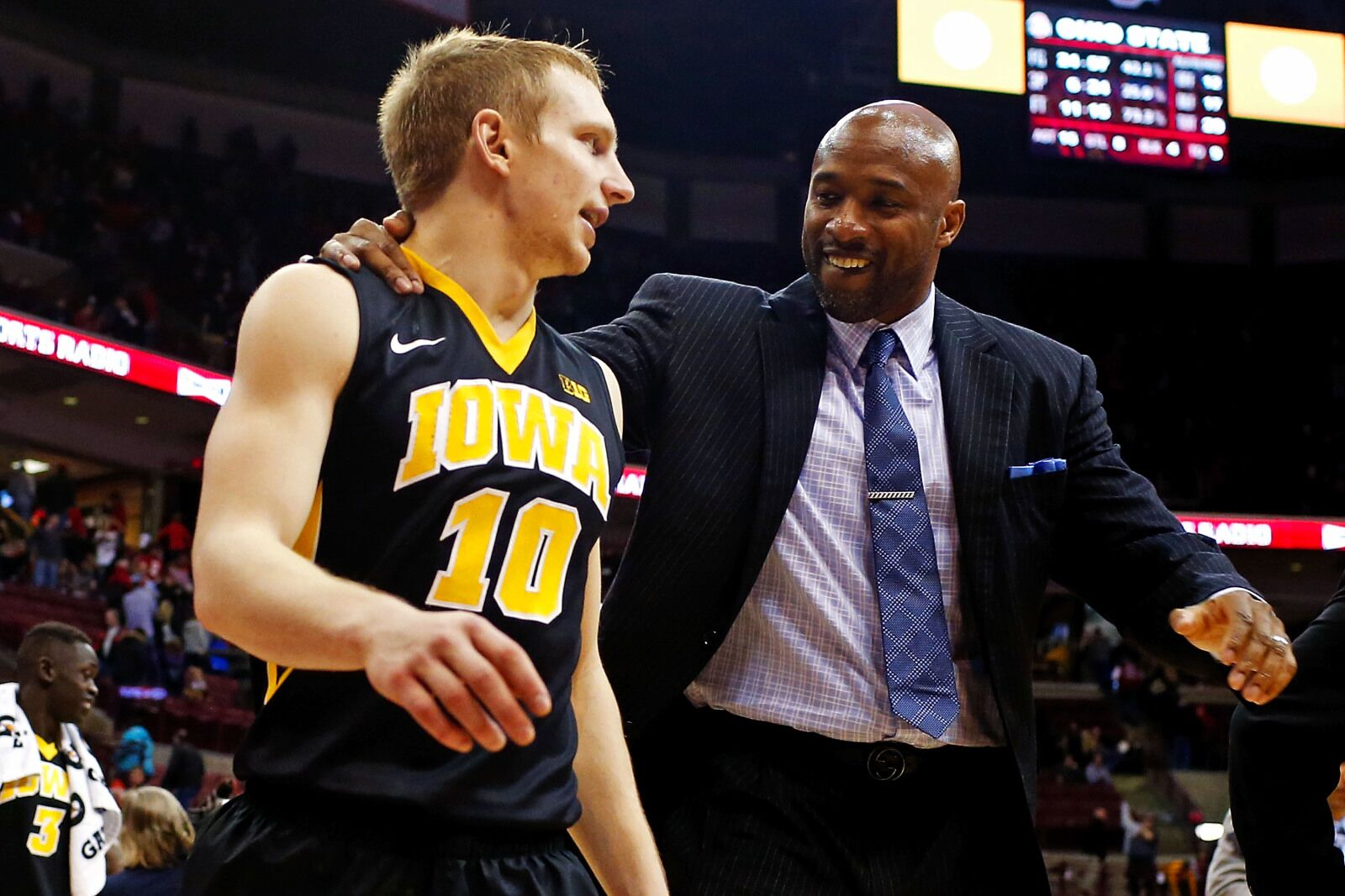 Iowa basketball: Four former Hawks who could replace Andrew Francis