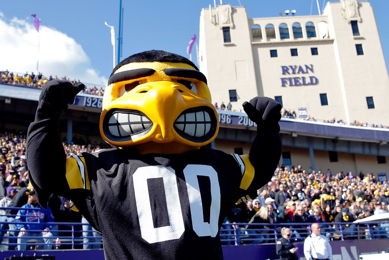 Iowa football: Herky not getting respected in these mascot rankings