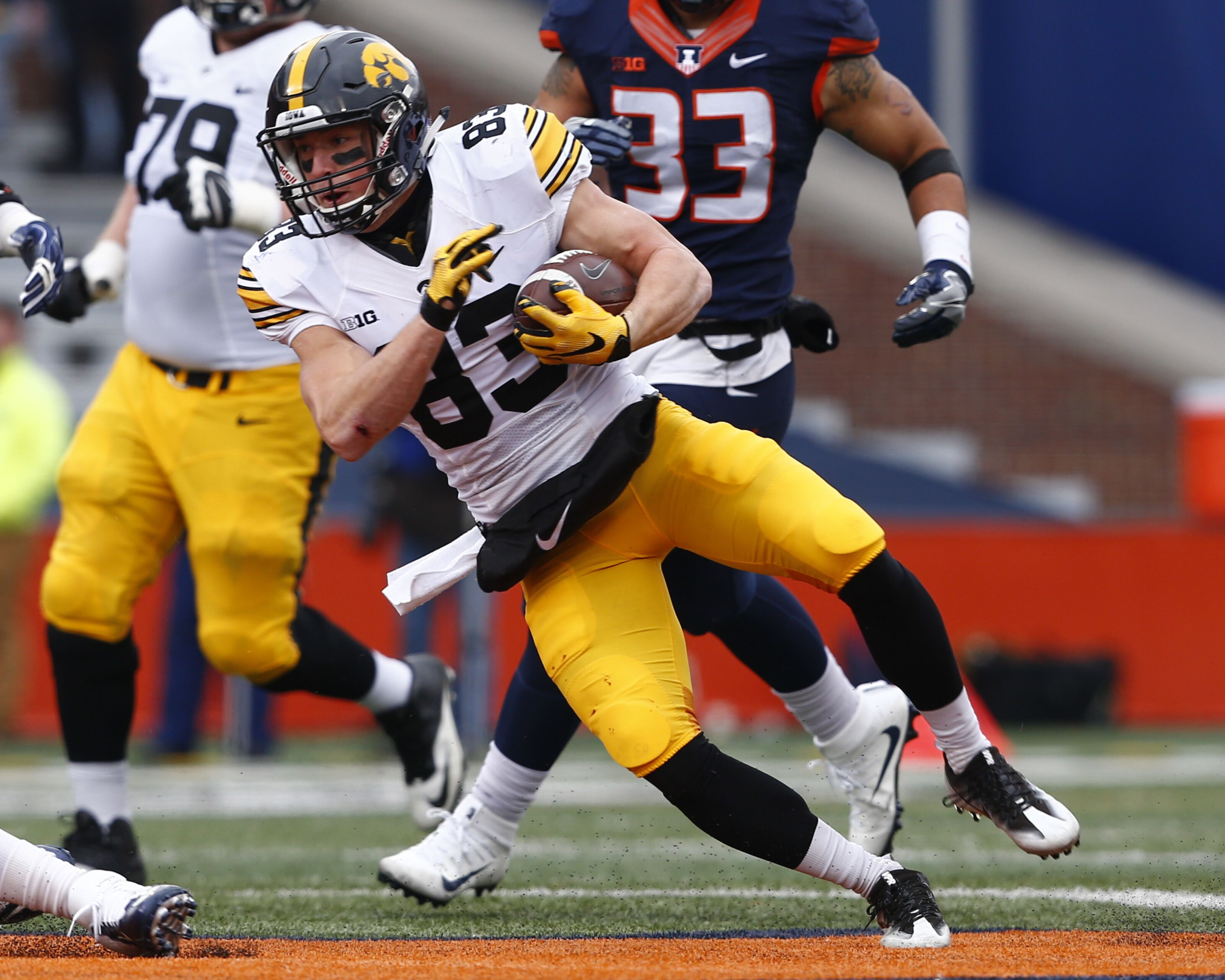 c8f4791e31a Iowa football: Riley McCarron could make worthy challenger to Ted Ginn