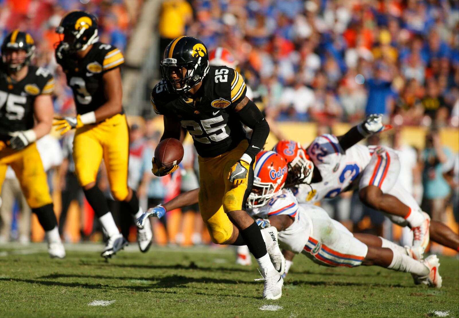 Iowa Football: Point spread picks and rooting interests in Week 0