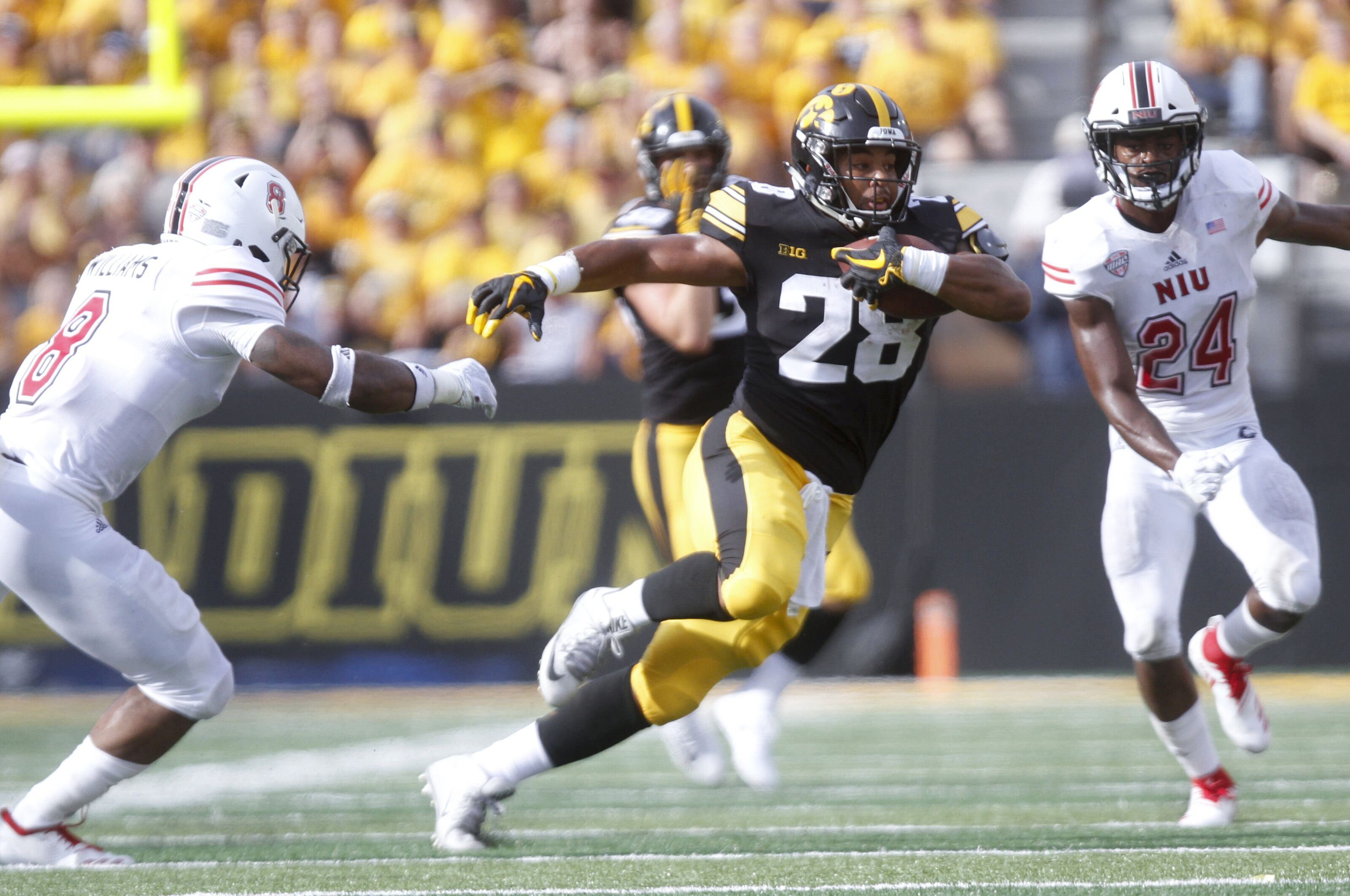 Iowa football: How Hawks would rank in a new NCAA video game