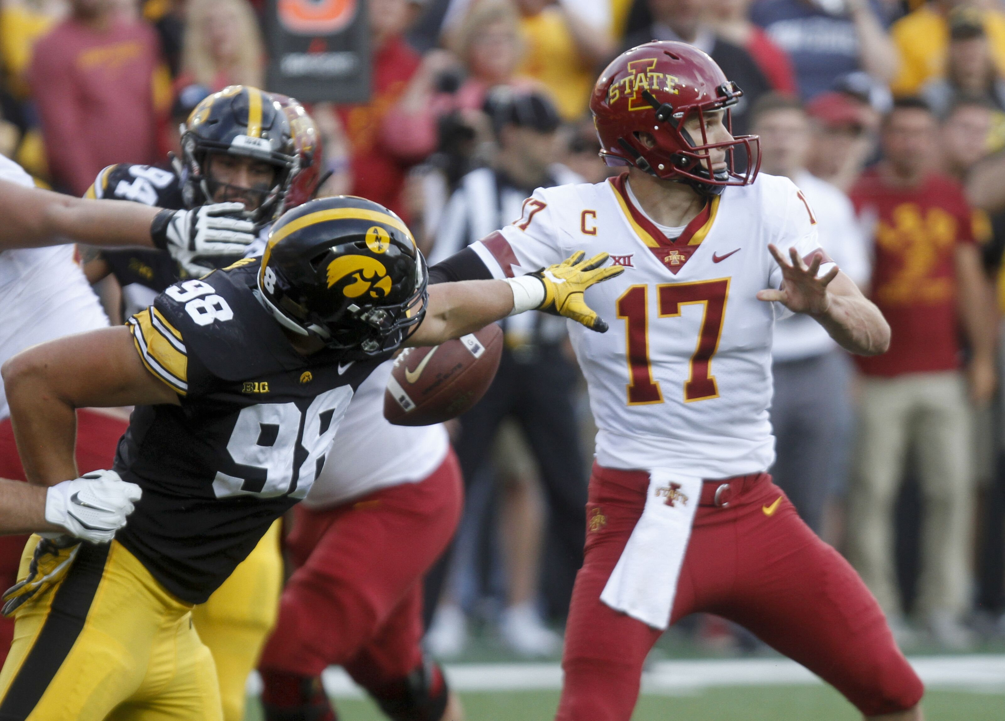 Iowa football: Three teams that should be considered for the Big Ten