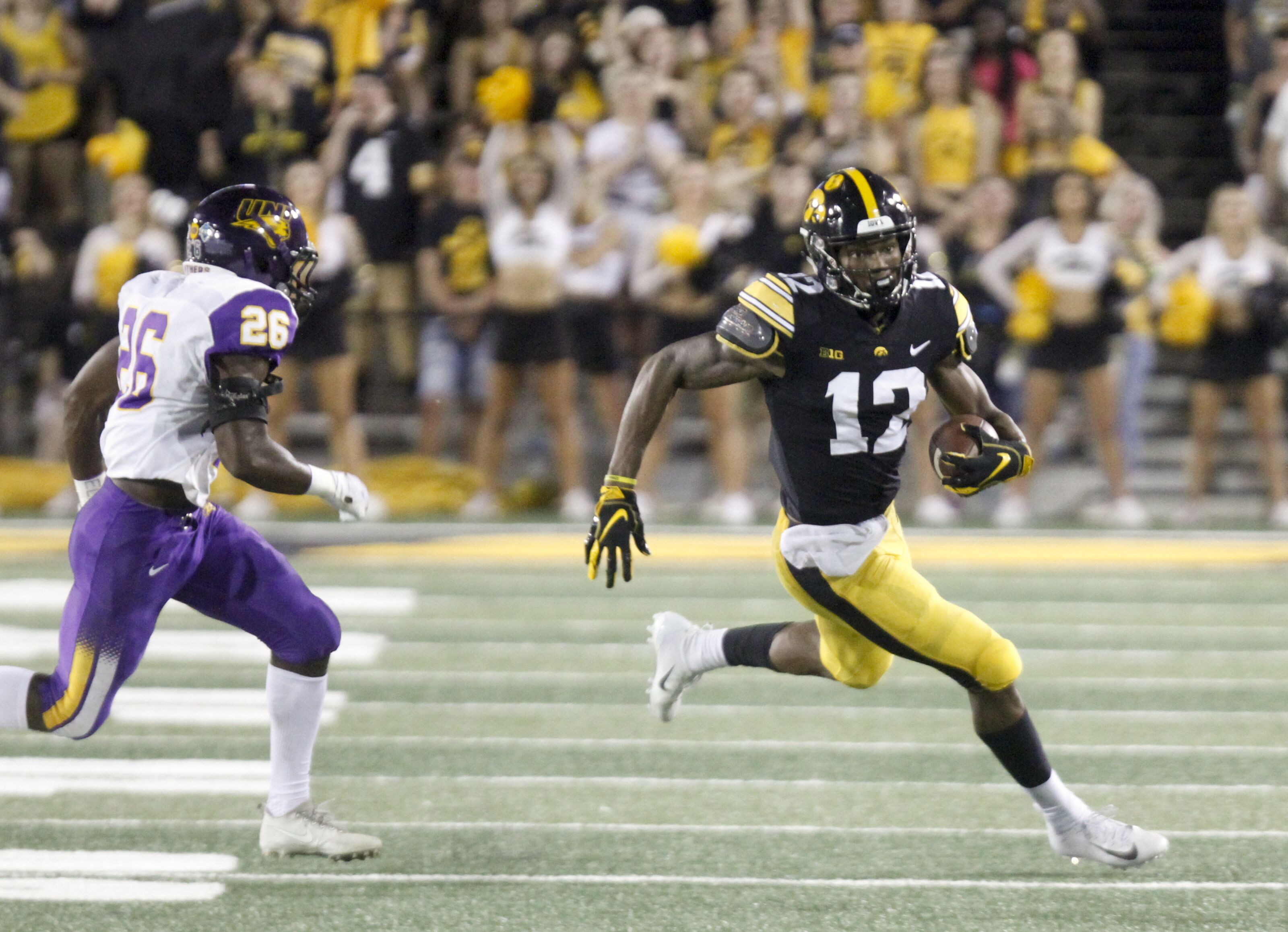 Iowa football: Hawks passing attack will be explosive in 2020