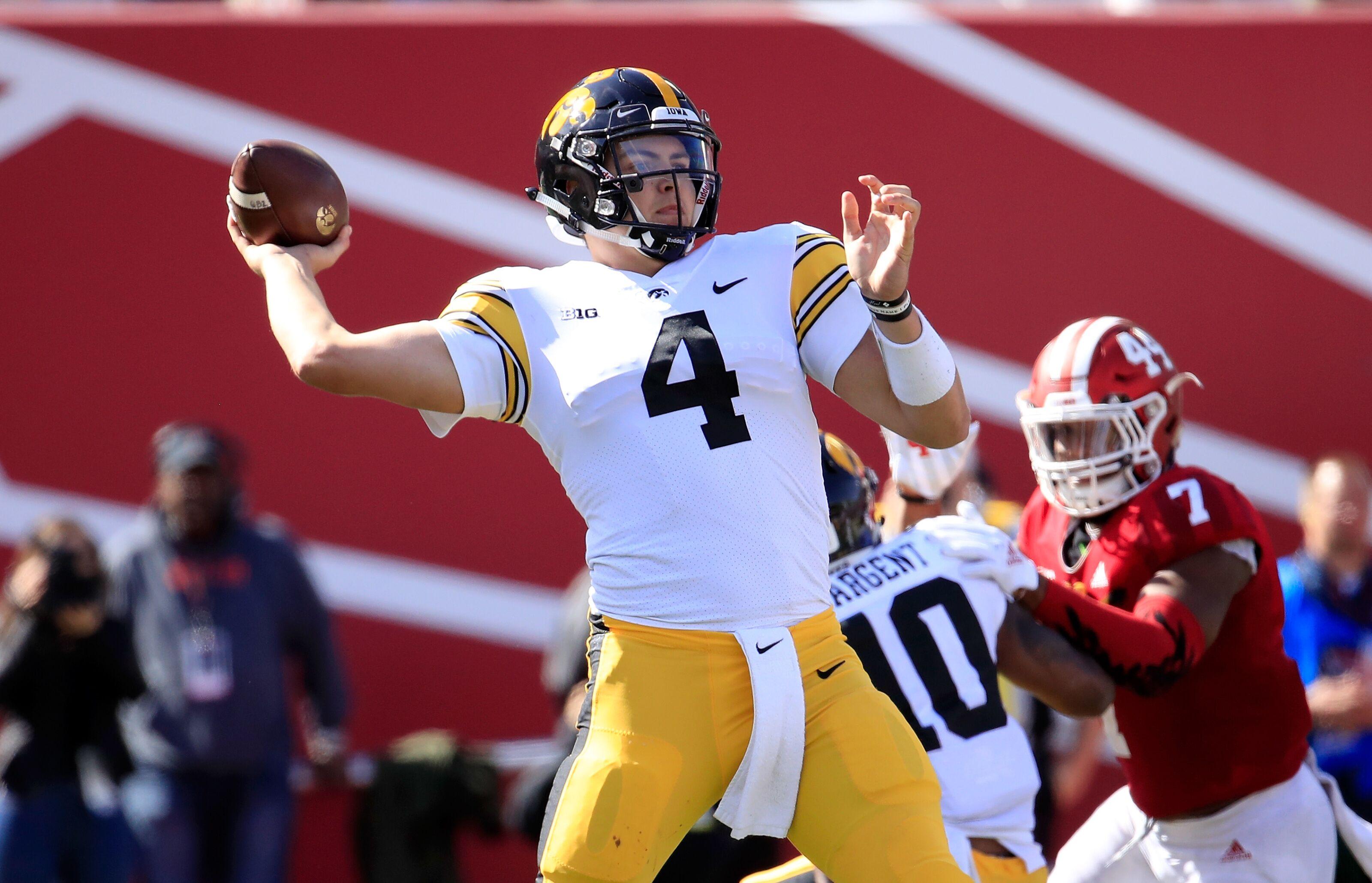 Iowa football: Can Nate Stanley make a run at the Heisman?