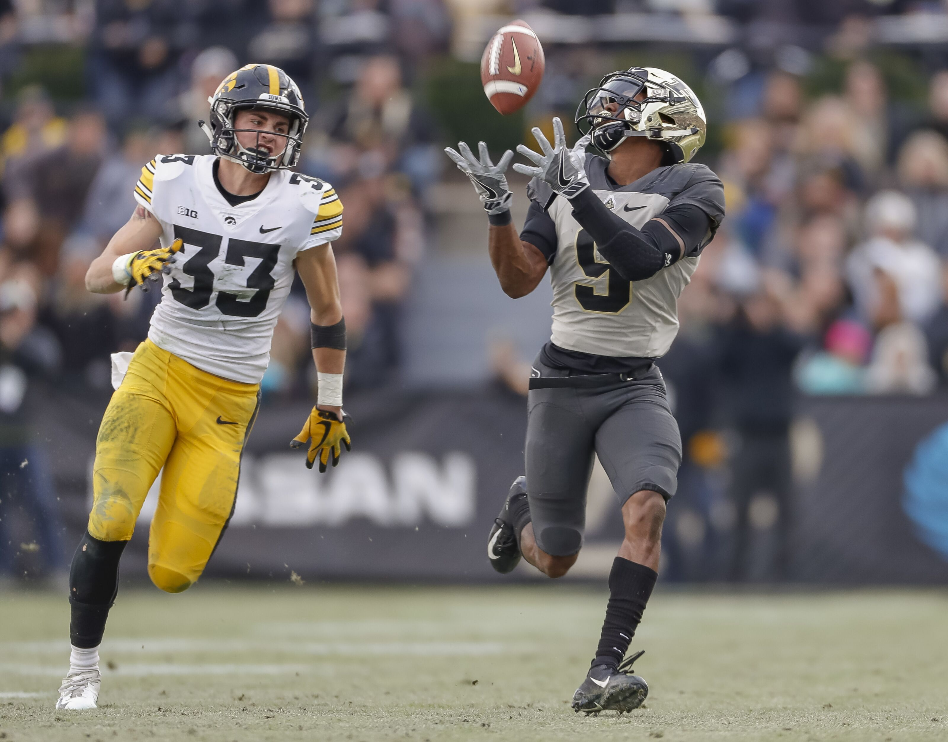 Iowa football: Historically, Purdue has had the Hawks number