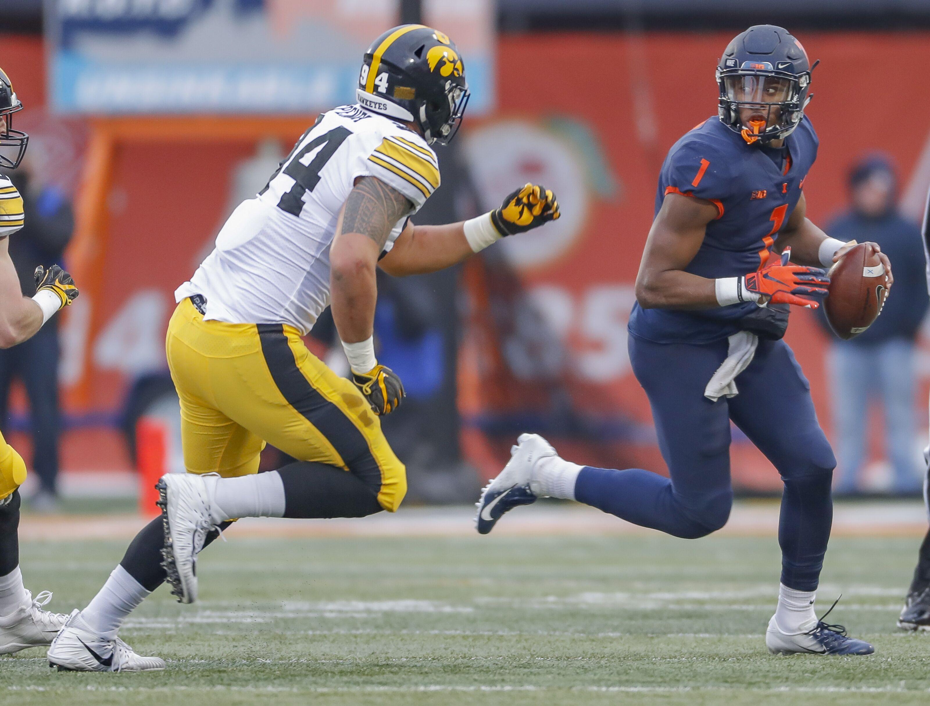 Iowa football: AJ Epenesa could break single-season sack record