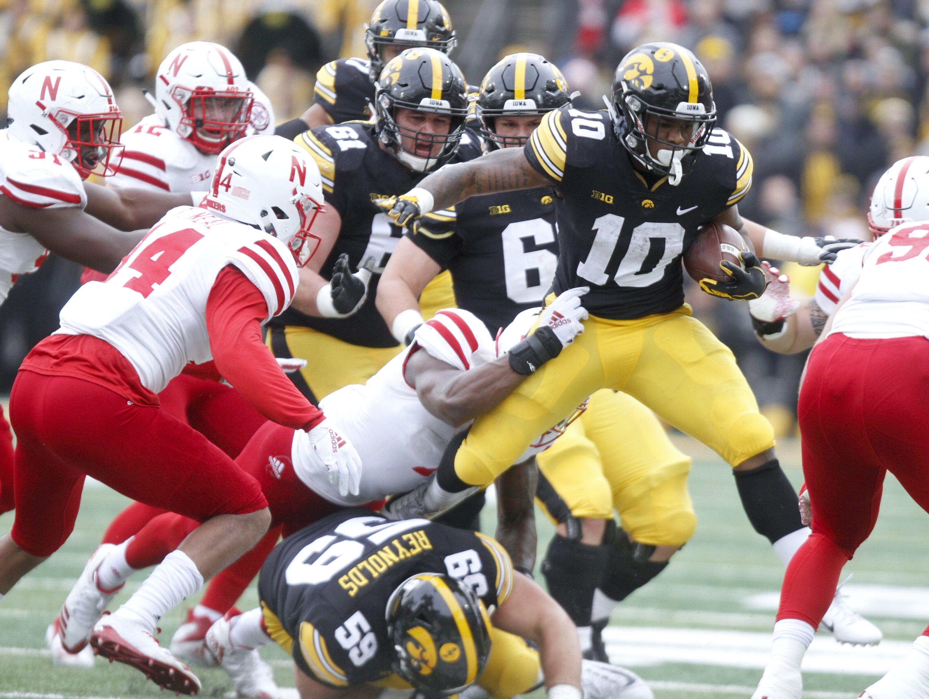 Iowa football: ESPN FPI ratings predict Hawkeyes win Big Ten West