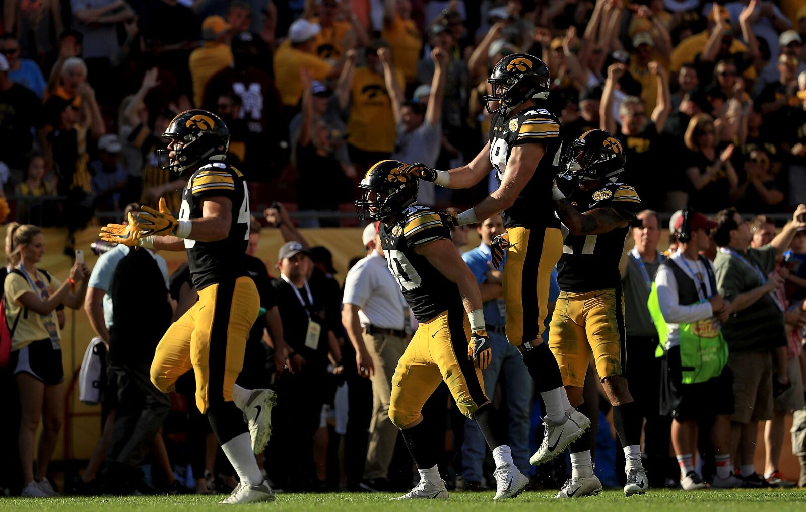 Iowa football: Reactions to Miami (OH) depth chart release