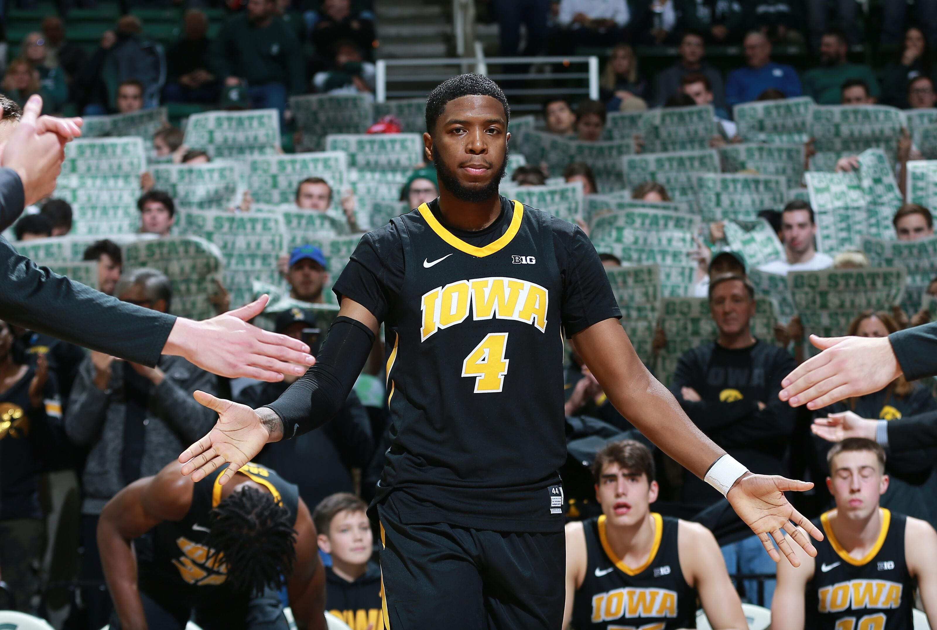 Iowa basketball: Could Isaiah Moss return to the Hawks?