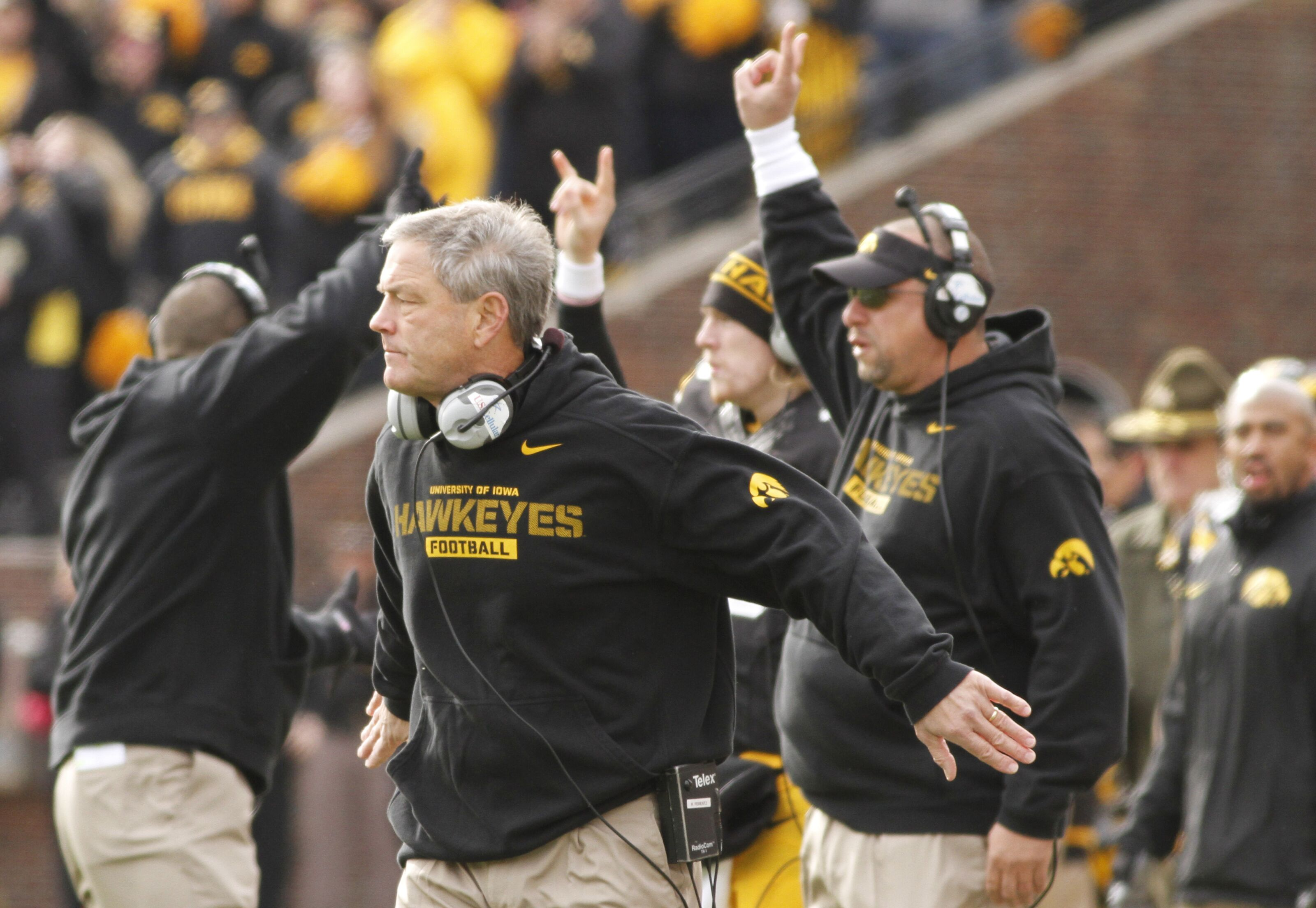 Iowa football: Pair of 2020 OL recruits moved up to 4-star ranking