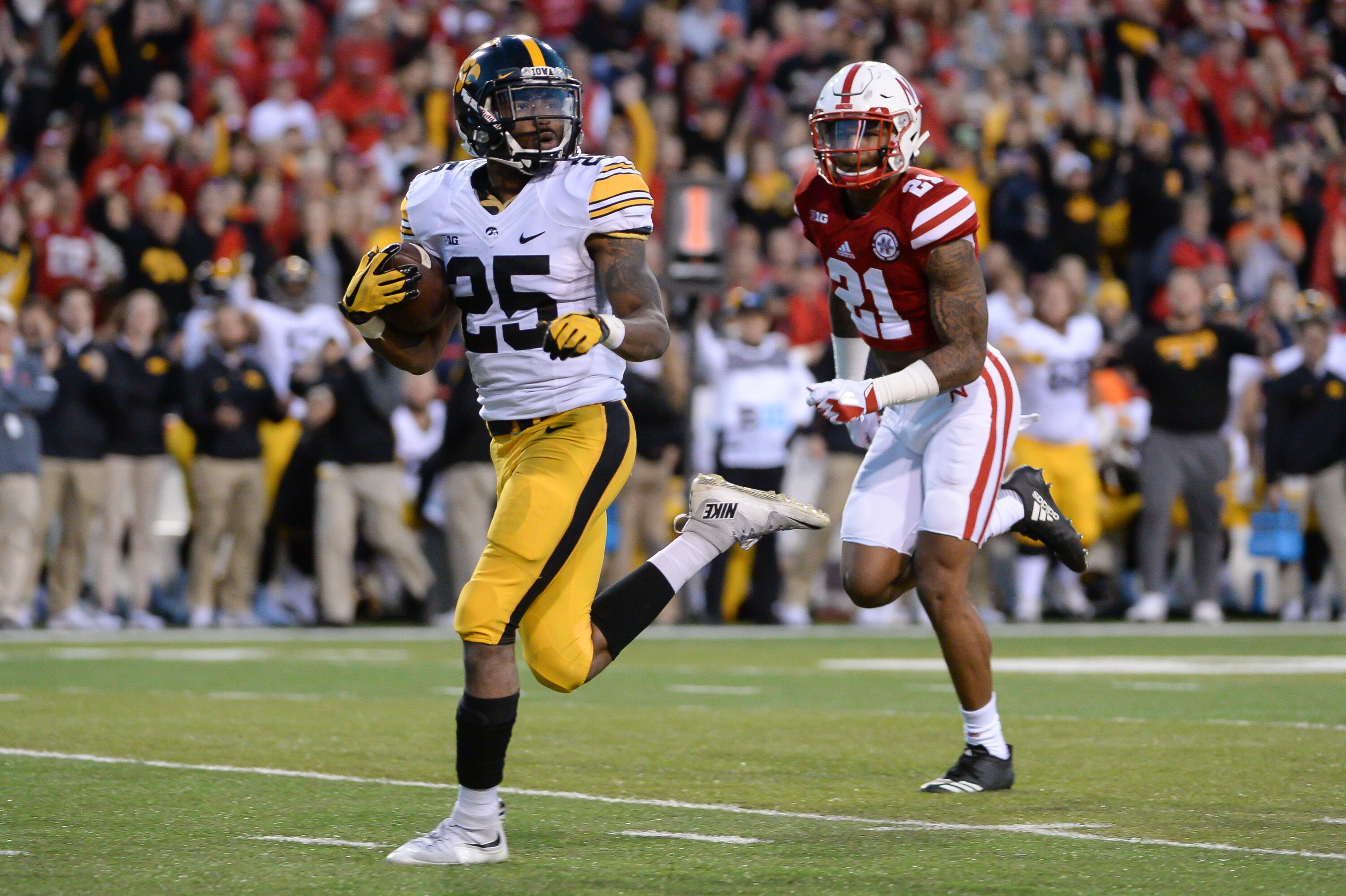 The State Of The Iowa Hawkeyes Running Back Situation For 2018