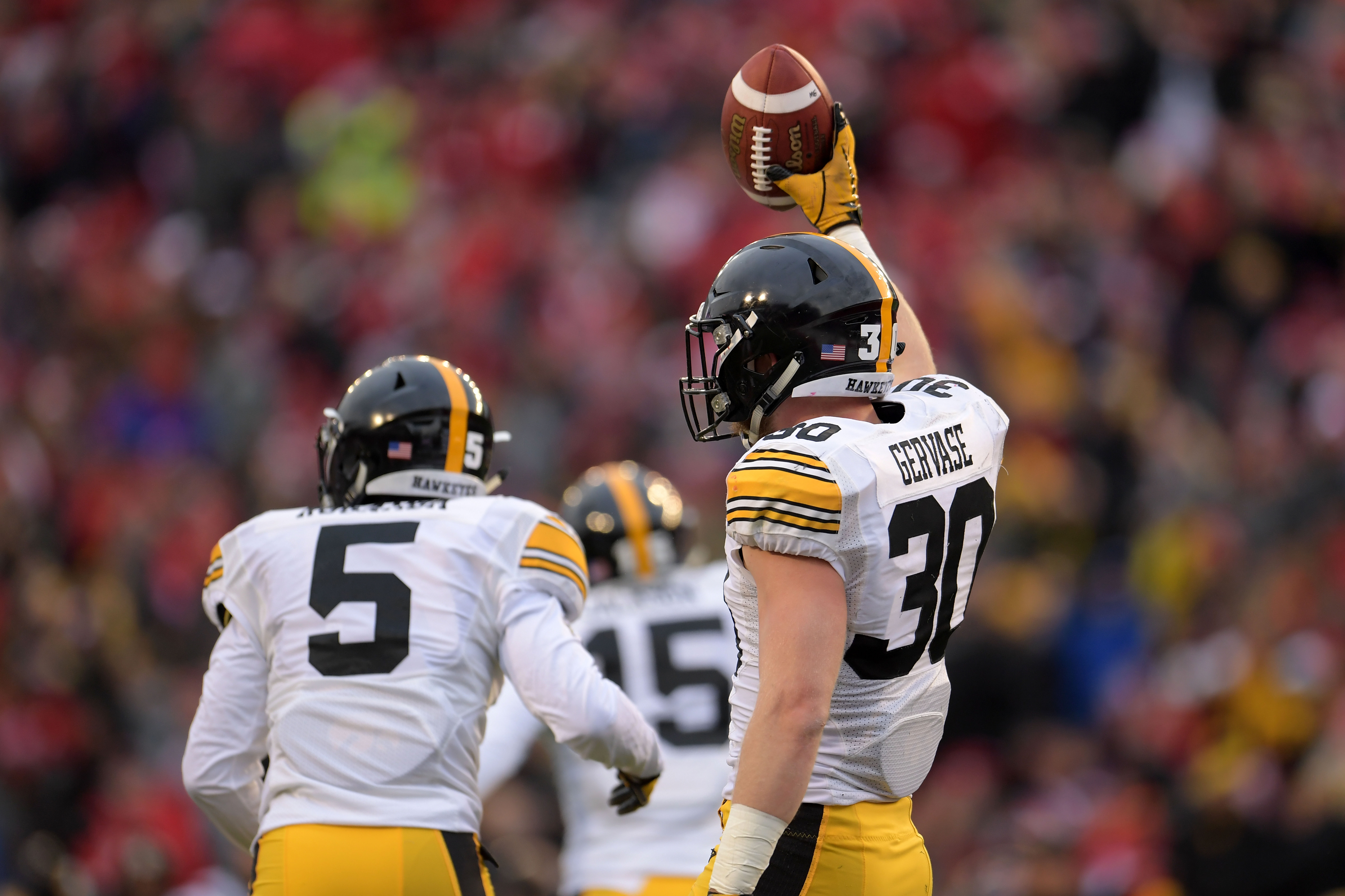Iowa football: Q&A with the Wisconsin Badger experts