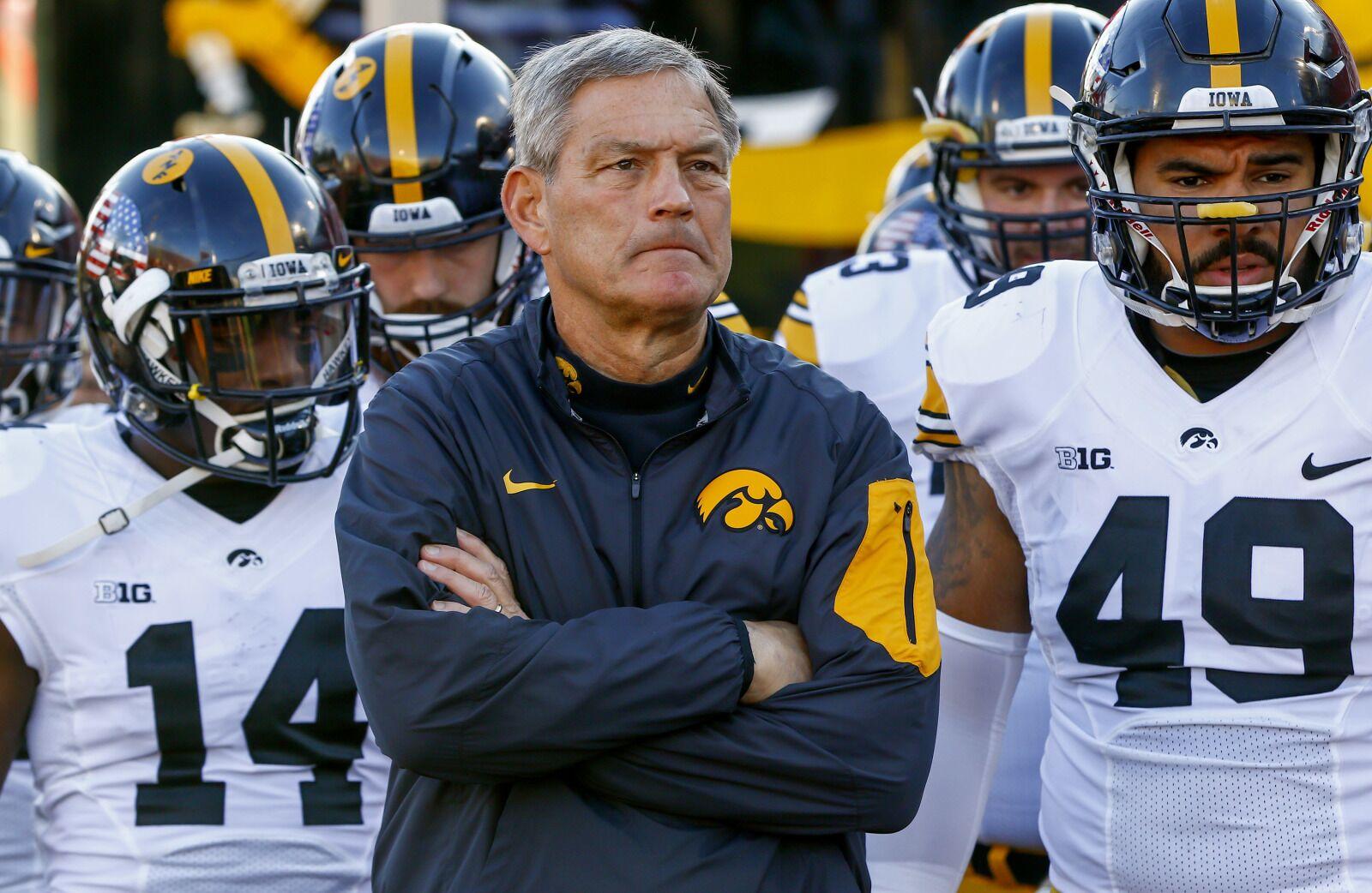 Iowa football: Realistically evaluating Hawks chance to win B1G West