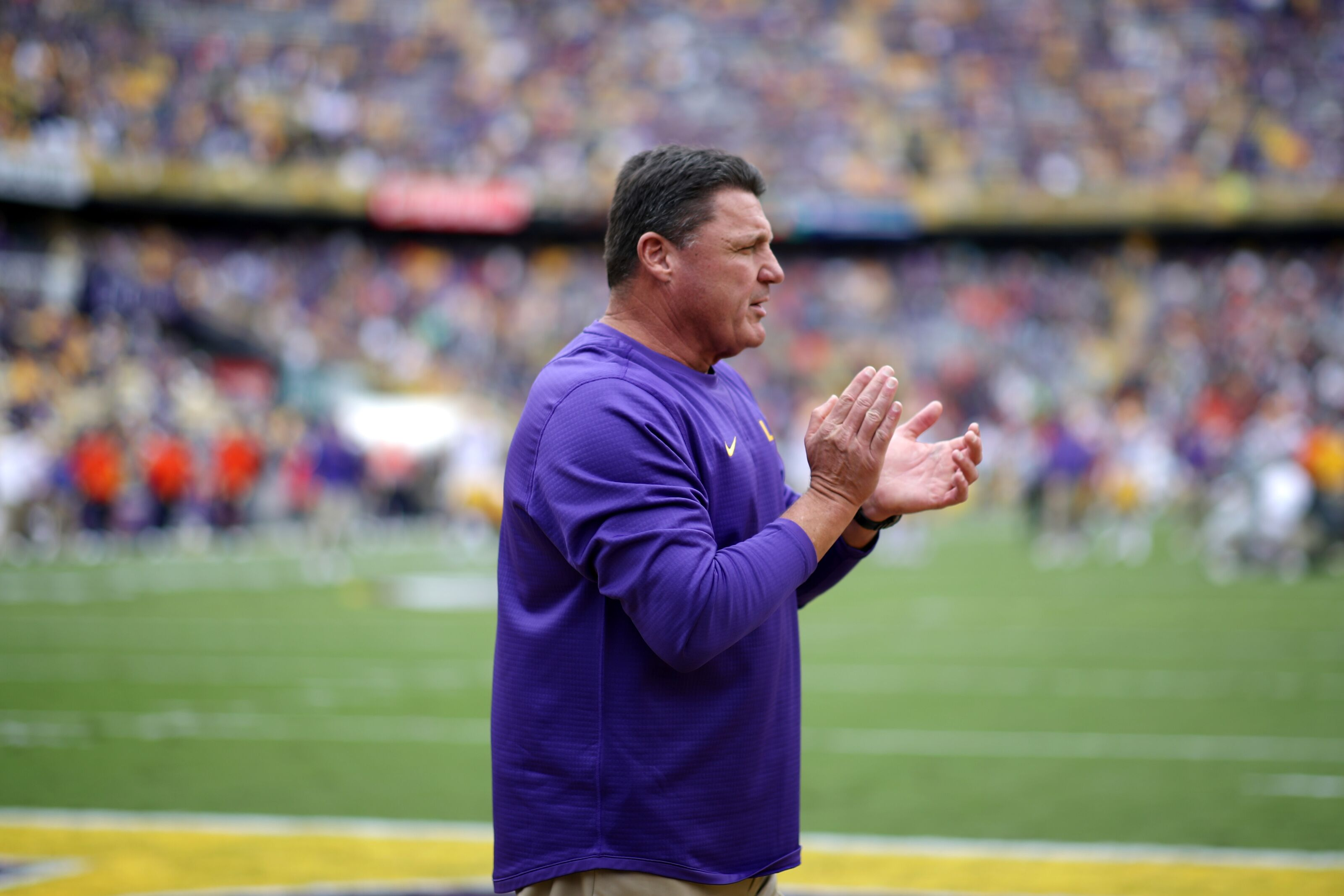 LSU Football: There's no reason to doubt Ed Orgeron willingness to adapt