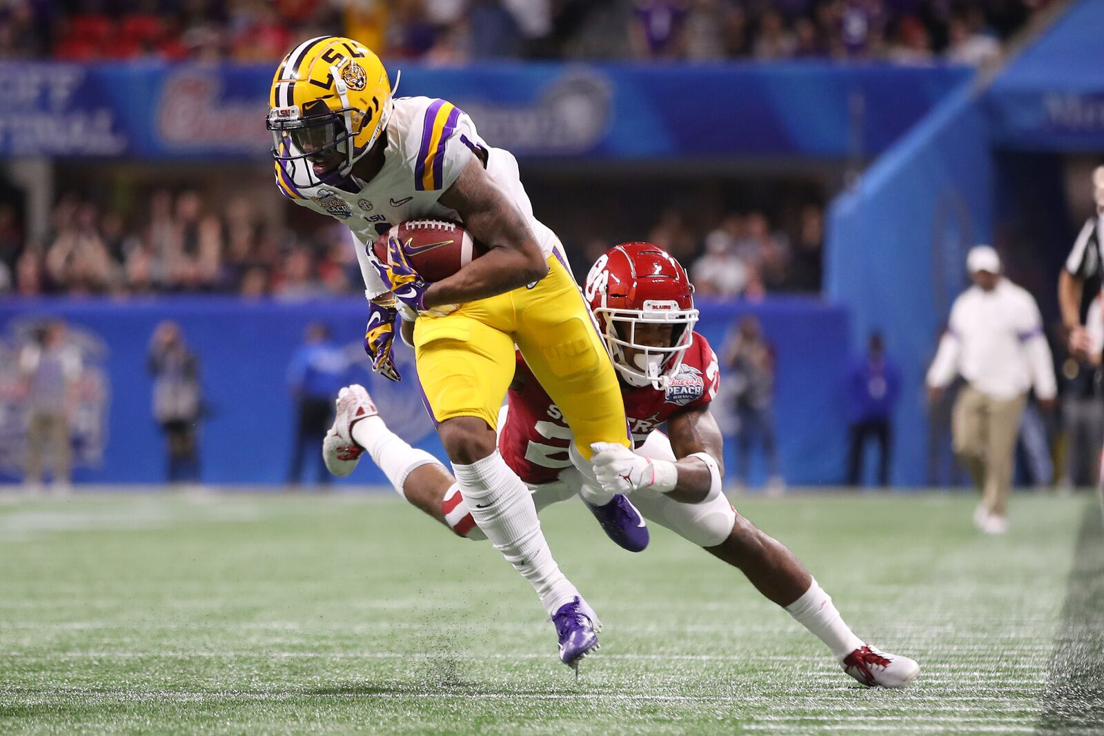 LSU Football: There won't be any special treatment for star players