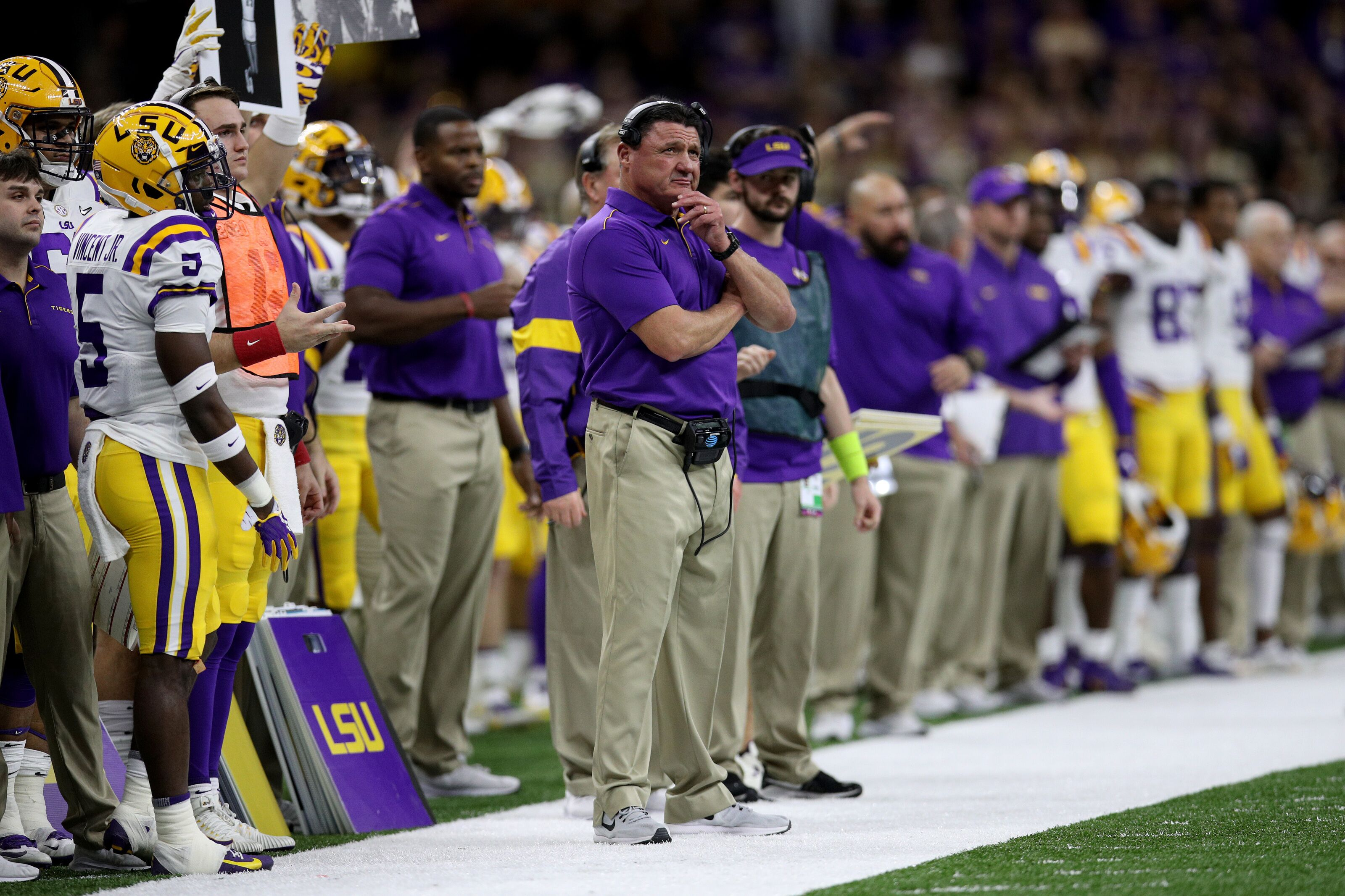 The main reason LSU football will continue to have major recruiting success