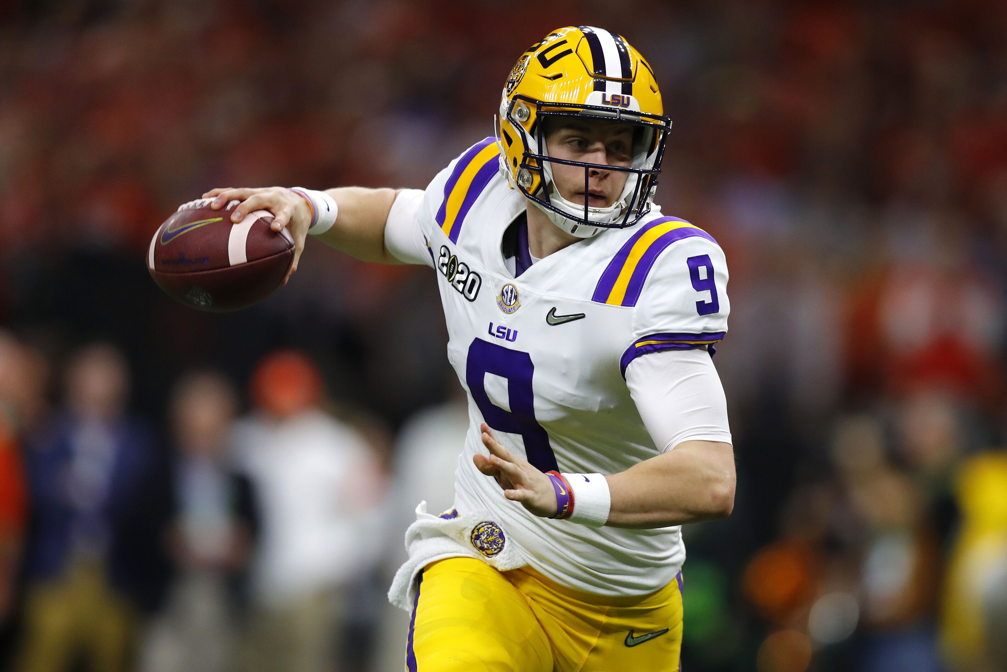Joe Burrow is a nightmare for the 2020 NFL Draft