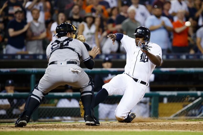 You can watch the Detroit Tigers on TV today -- here's who ...