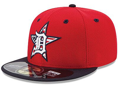 3a70de5b86b13 Detroit Tigers  Ranking the 4th of July Stars and Stripes Caps - Page 4