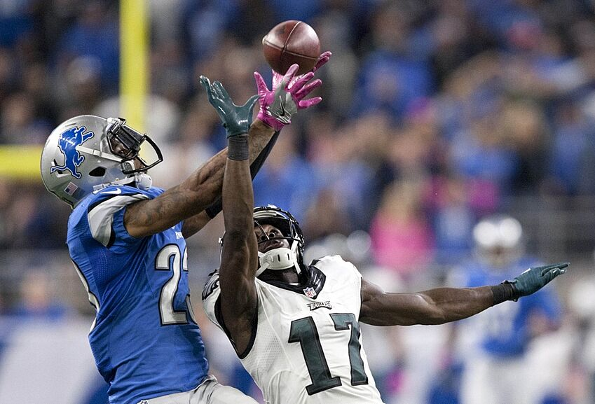 7c8a1bec Darius Slay Leads Detroit Lions To Win Over Eagles: Recap and Analysis