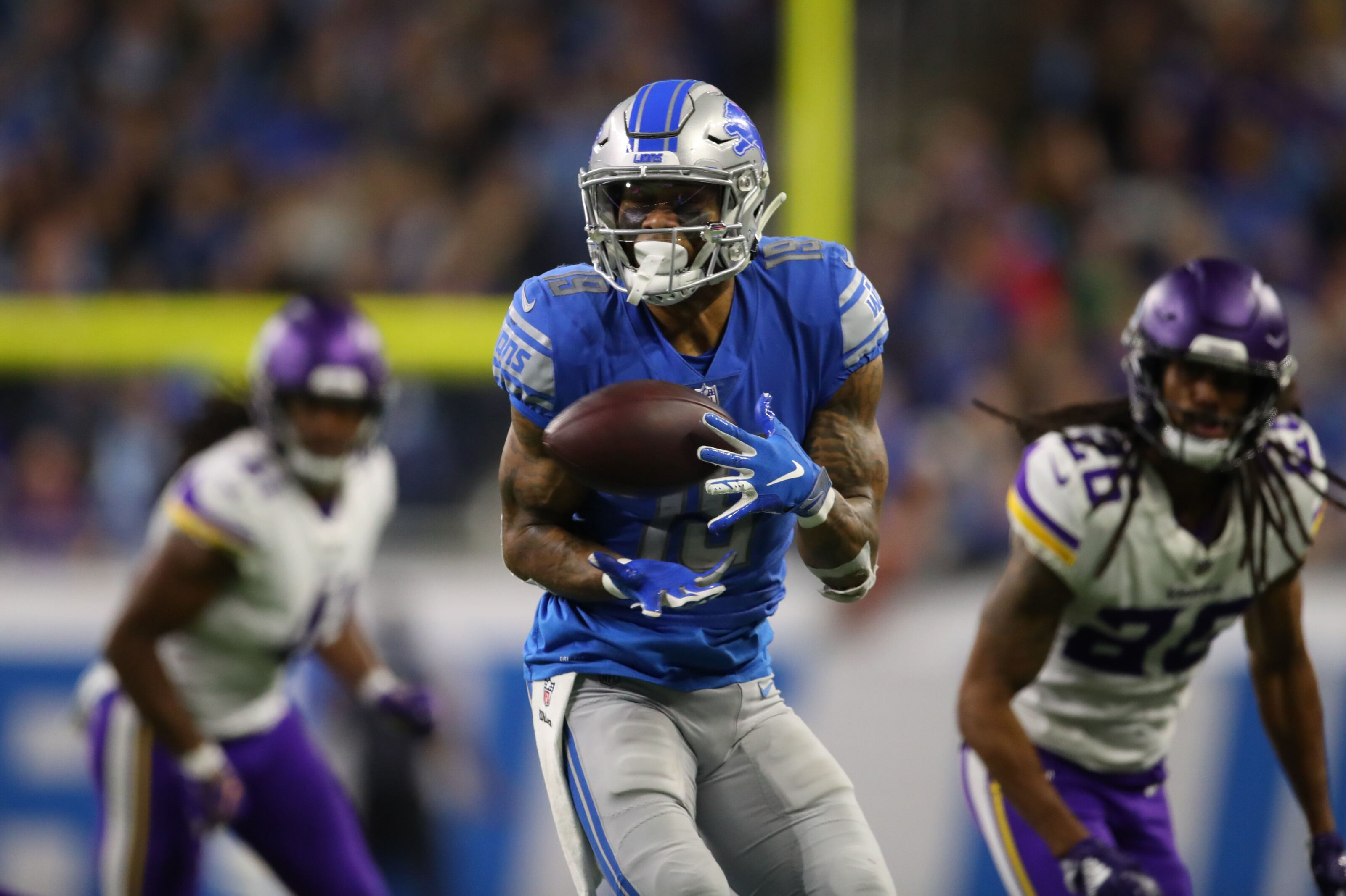 Detroit Lions: Expect huge numbers from Kenny Golladay