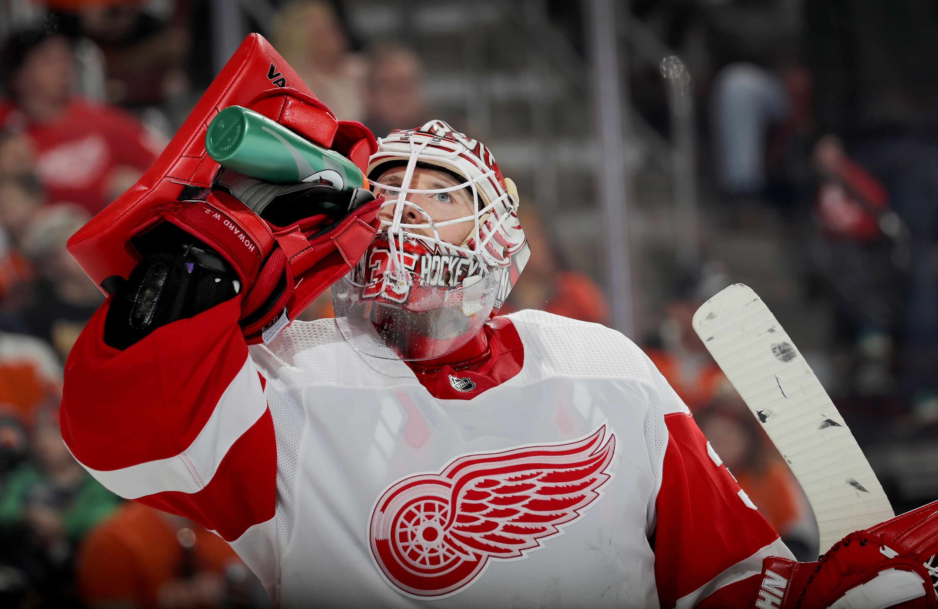 Detroit Red Wings: A farewell tour for Jimmy Howard in Detroit?
