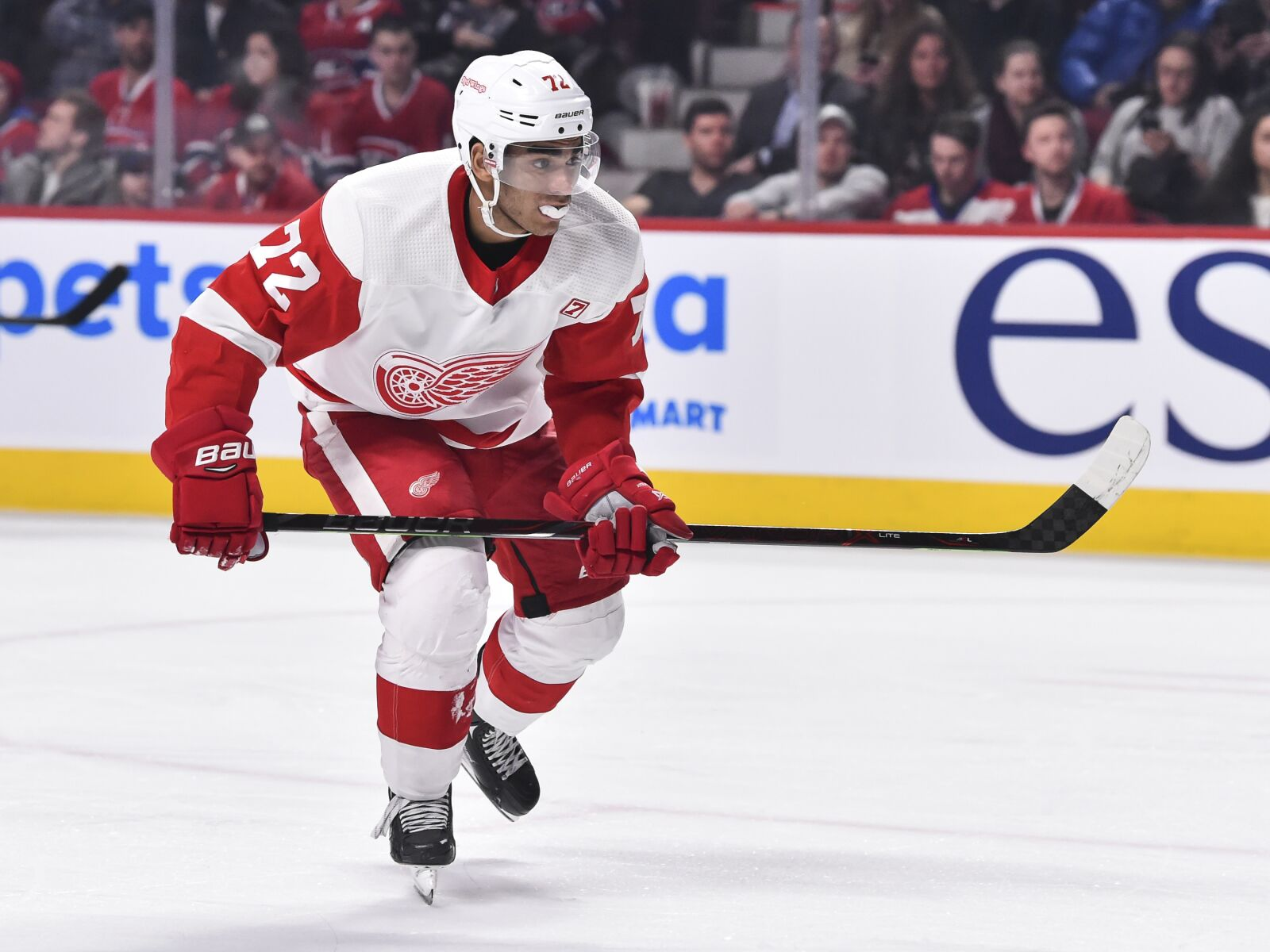 Detroit Red Wings: Reasons To Not Move A Top Forward This Season