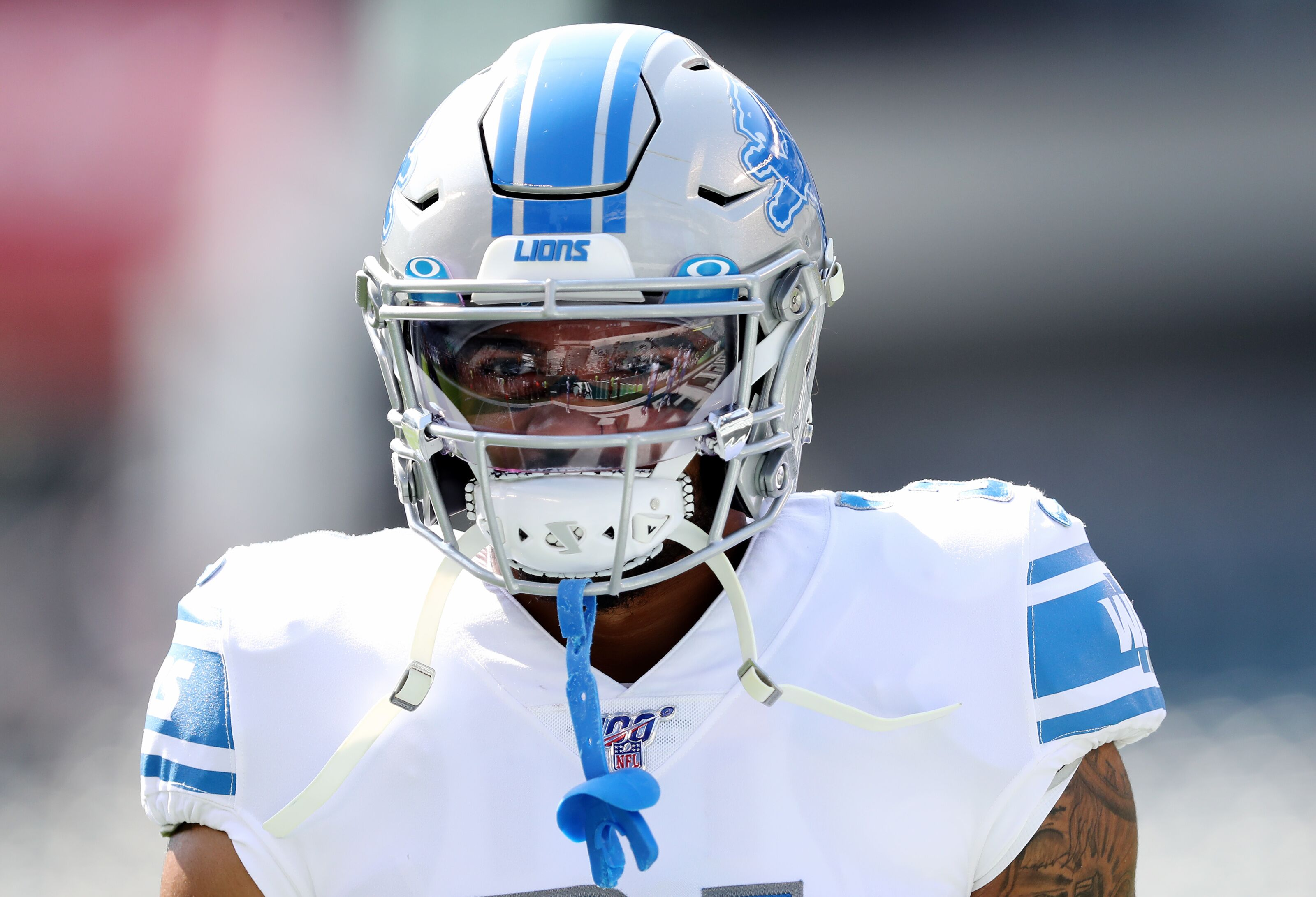 The Detroit Lions Need To Utilize Rookie Ty Johnson