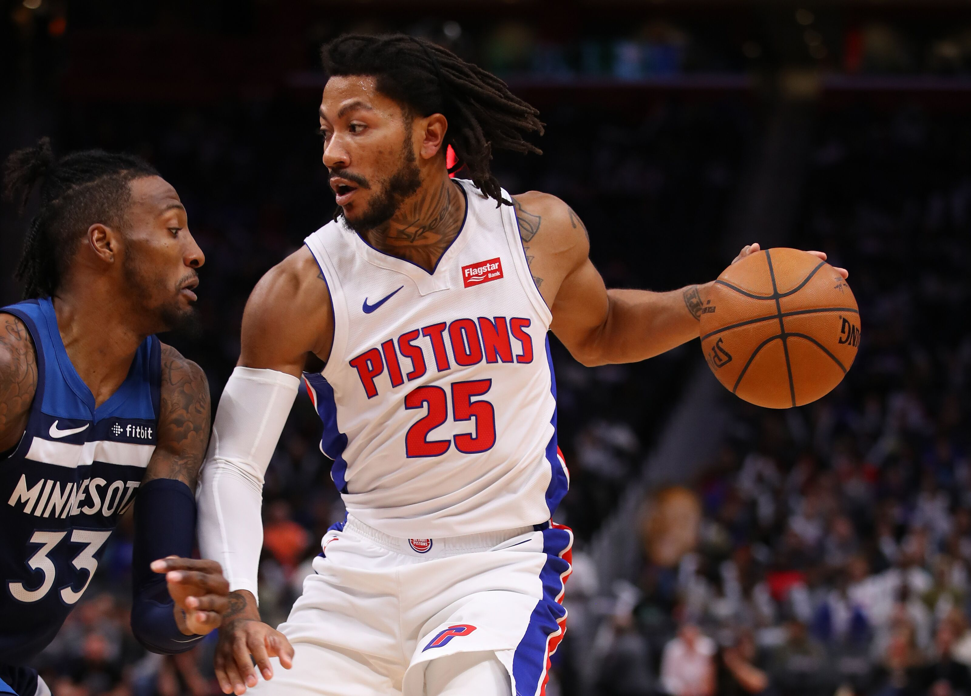 Pistons: Derrick Rose is perfect for the Los Angeles Lakers