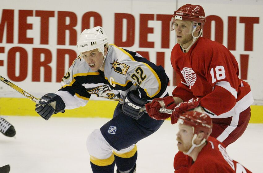 Former Detroit Red Wings Forward Died From An Apparent Suicide