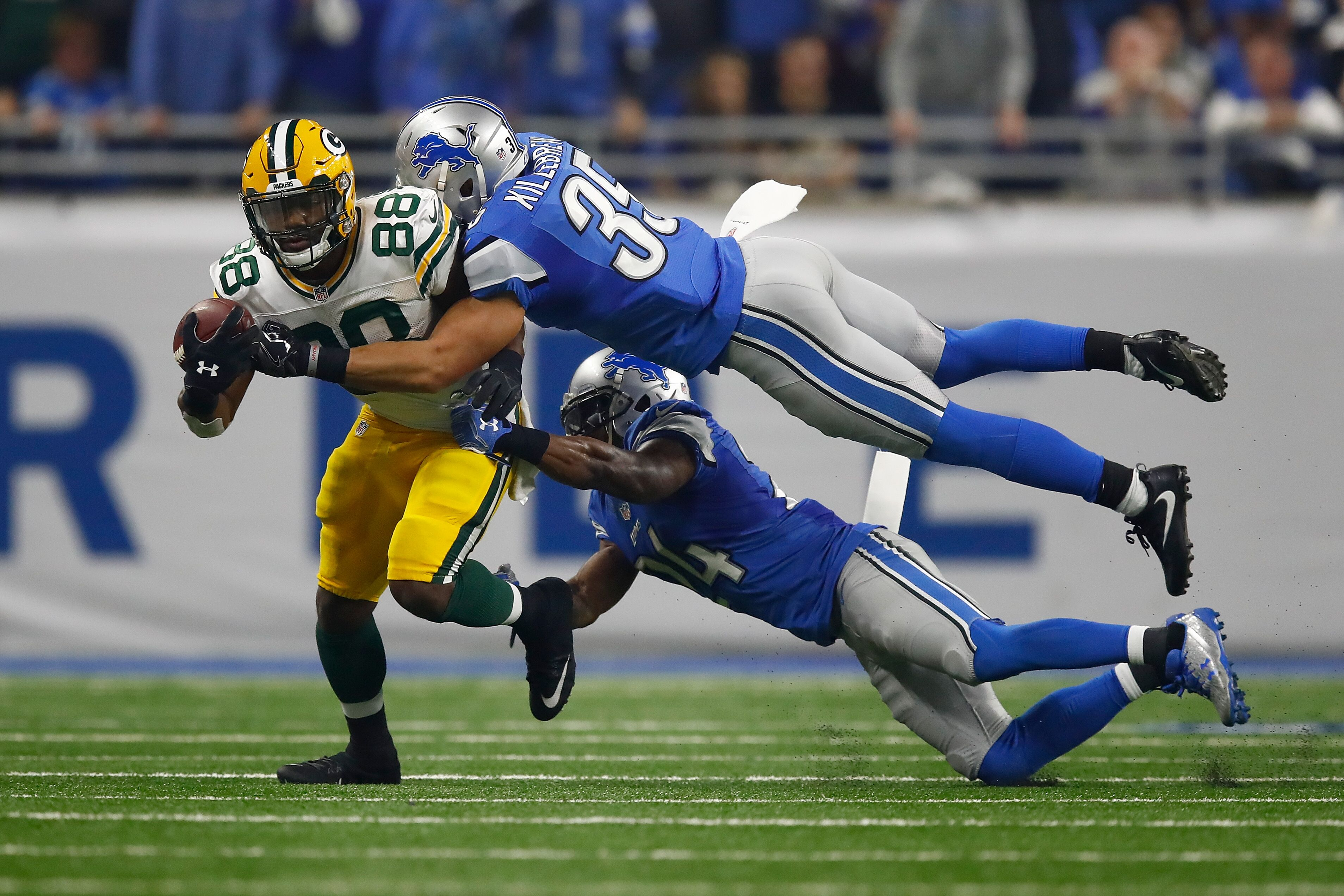 lions vs packers - photo #21