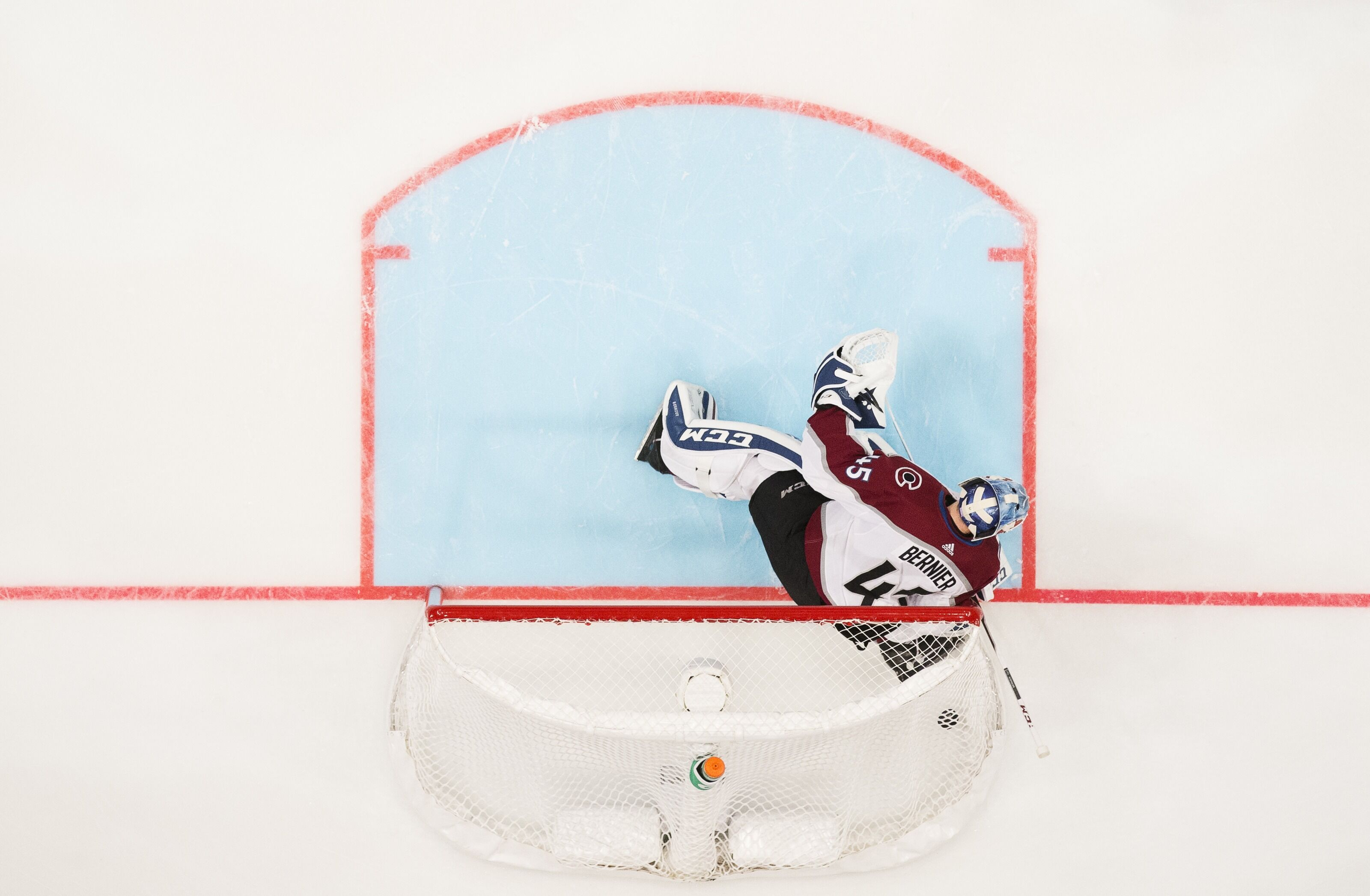 Jonathan Bernier was a sneaky great signing for the Detroit Red Wings