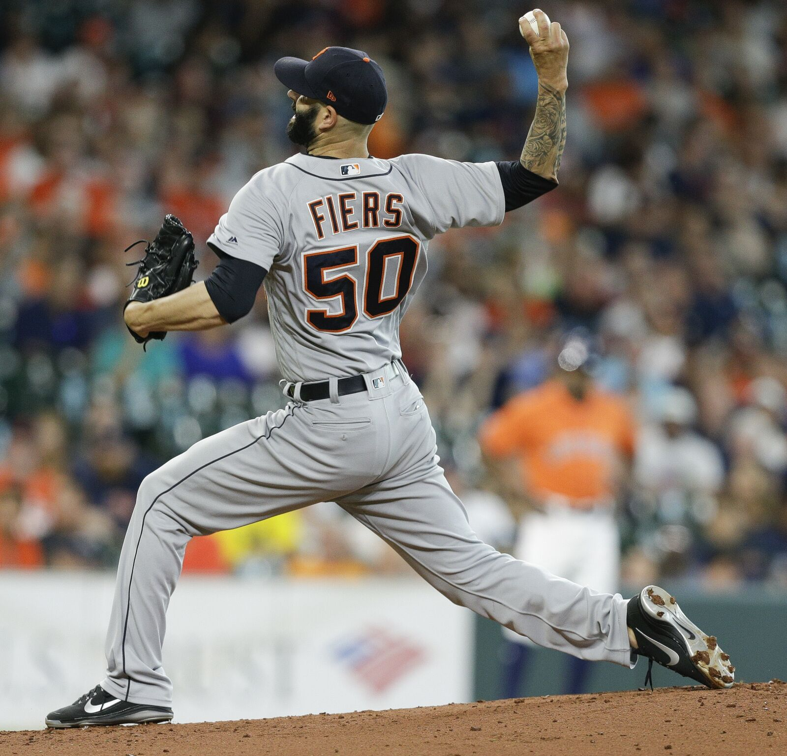 Mike Fiers College: Three Detroit Tigers Pitchers That Could Move At The Deadline